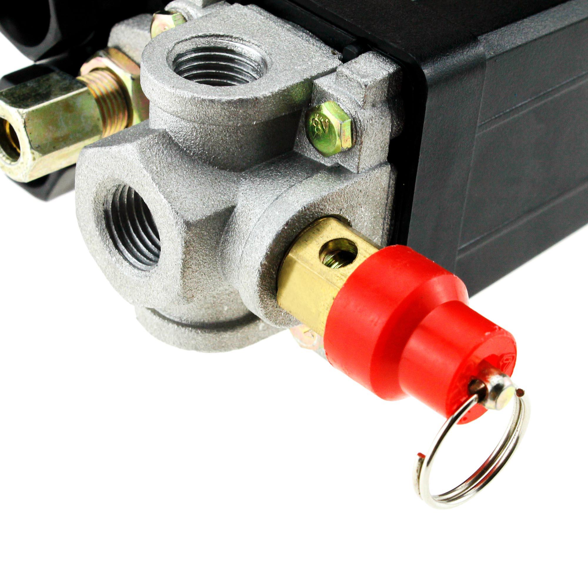 Предохранительный клапан для компрессора своими руками 2526