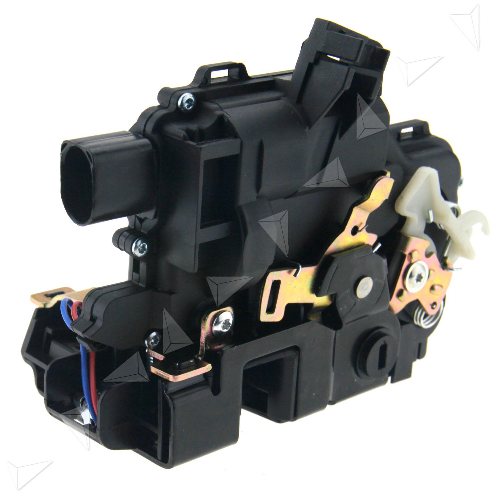 Front Rear Left Right Door Lock Mechanism Actuator For