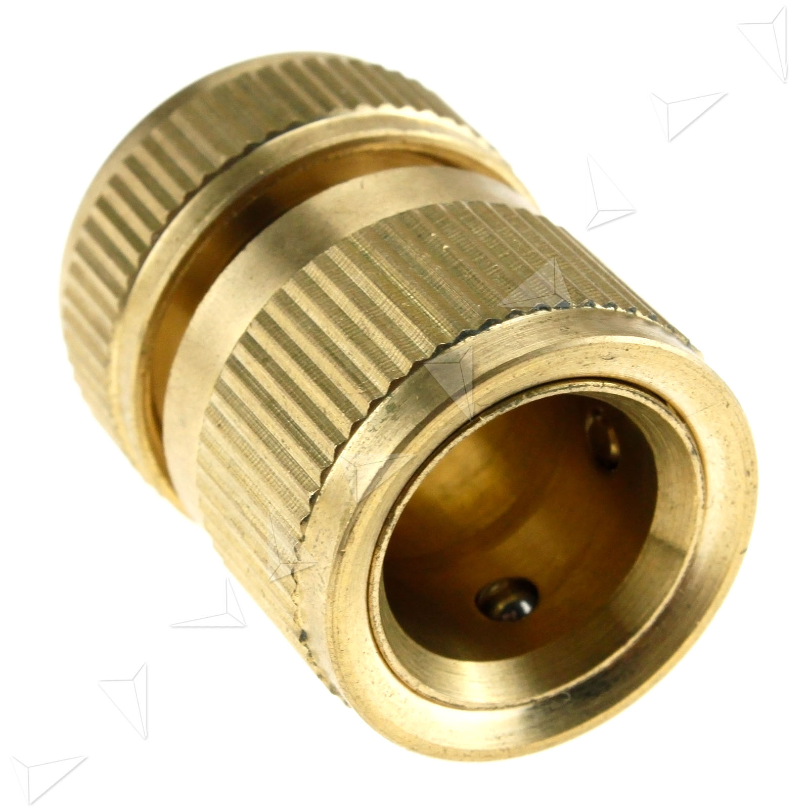 New 1 2 Quick Connect Female Hose Connector Solid Brass For Garden Outdoor Ebay