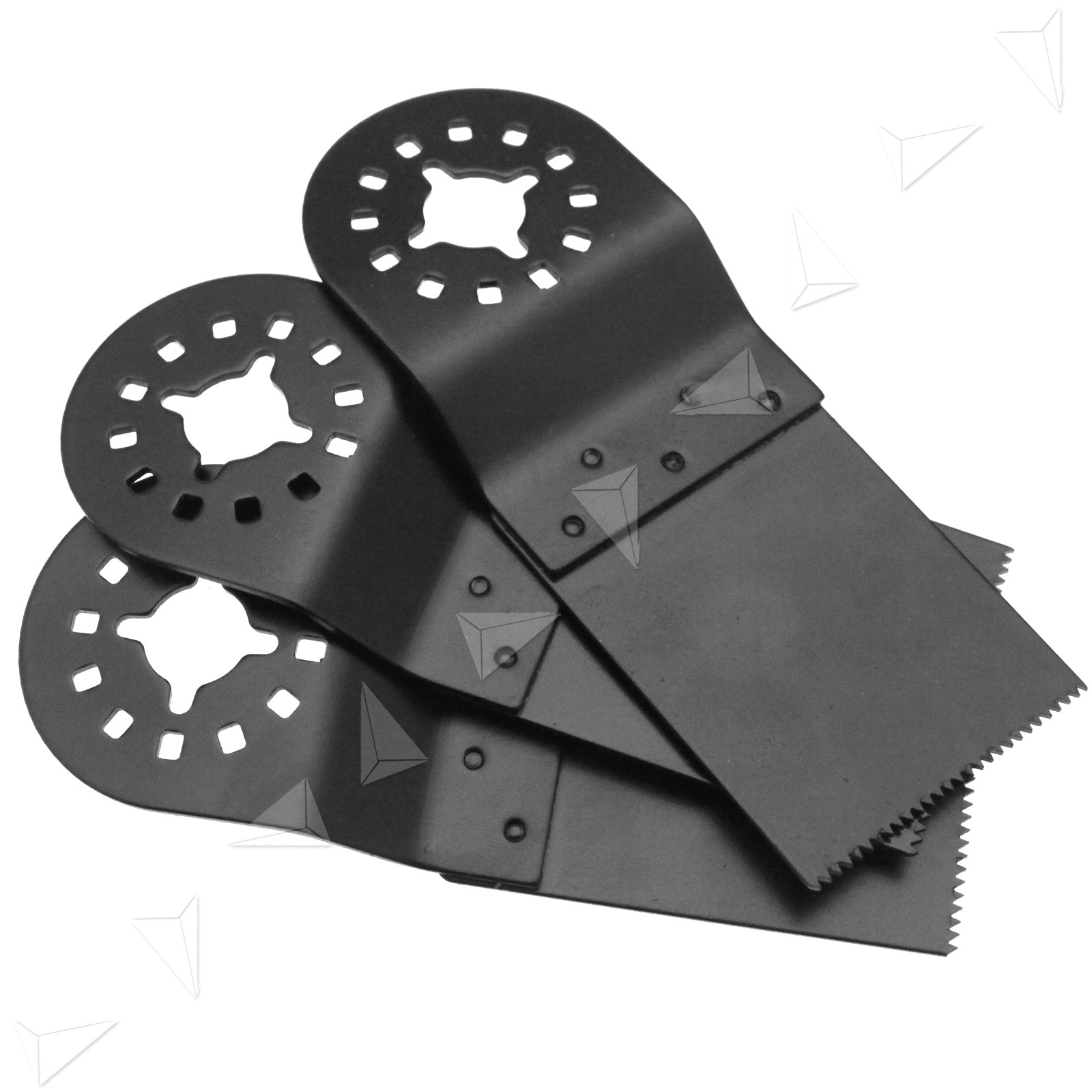 10pcs black 35mm blades for fein multimaster bosch makita multitool ebay. Black Bedroom Furniture Sets. Home Design Ideas