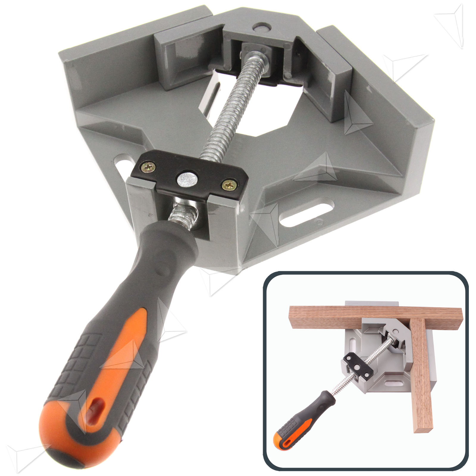 90 176 Right Angle Clamp Corner Clamp Woodworking Vice Wood