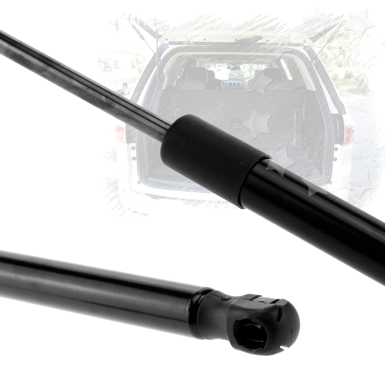 Mazda 6 2002 2008 Estate Tailgate Boot Gas Strut: 2pcs Tailgate Boot Struts Gas Springs For Ford Focus 05-10 Hatchback MK2 05-10