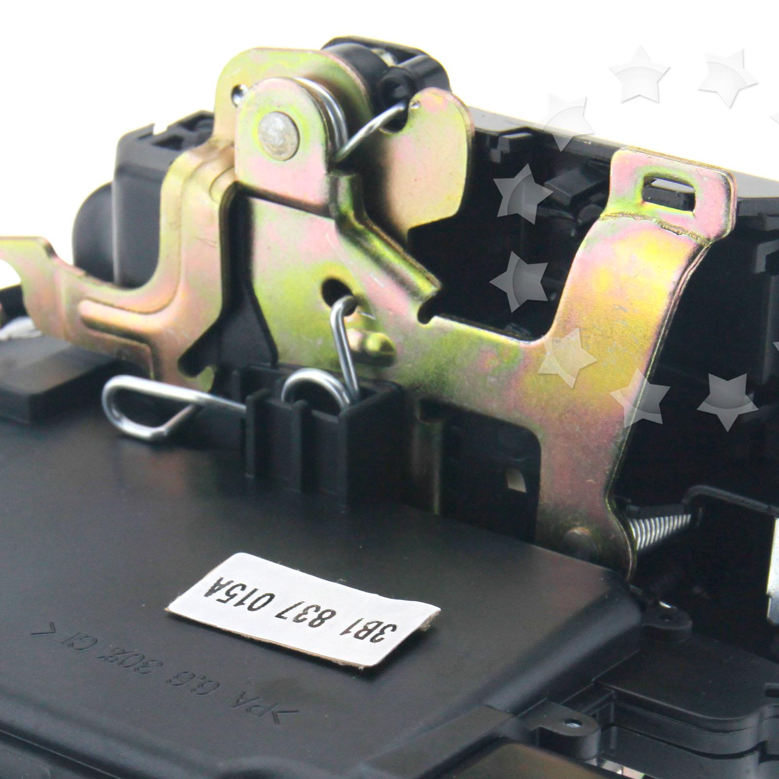 Front Left Door Lock Mechanism Actuator For Skoda Octavia