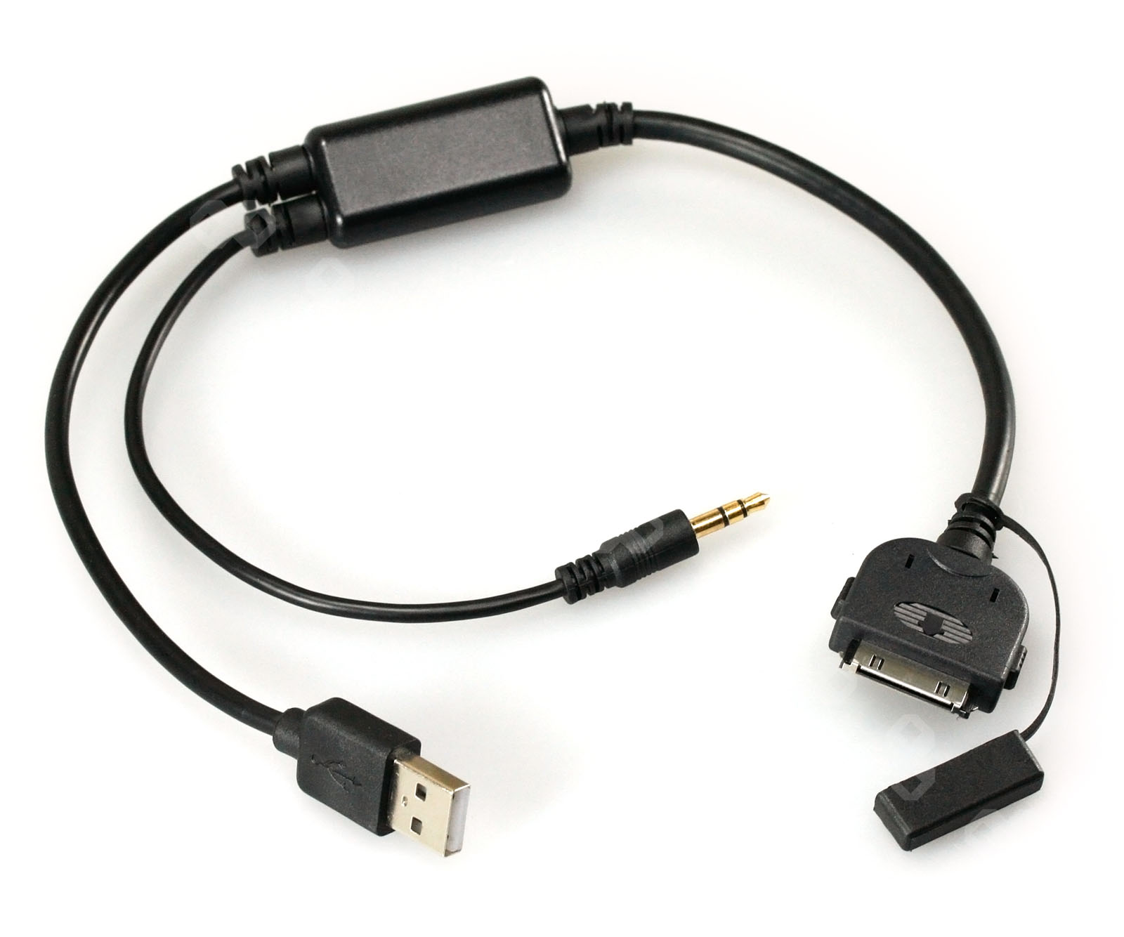 Bmw Ipod Iphone Ipad Y Cable Usb To Aux Interface Lead