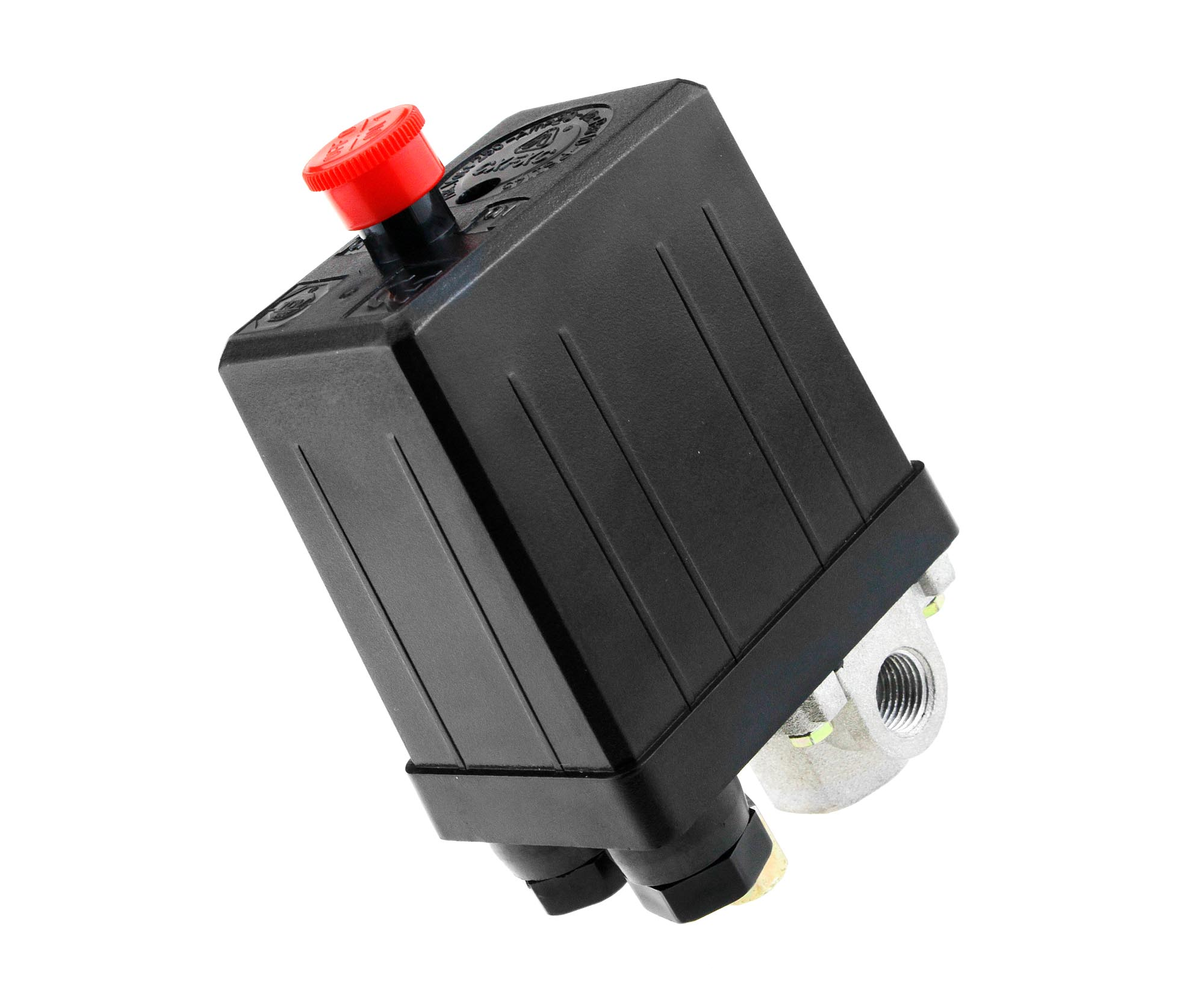 Single Phase Switch : Single phase air compressor pressure switch psi port