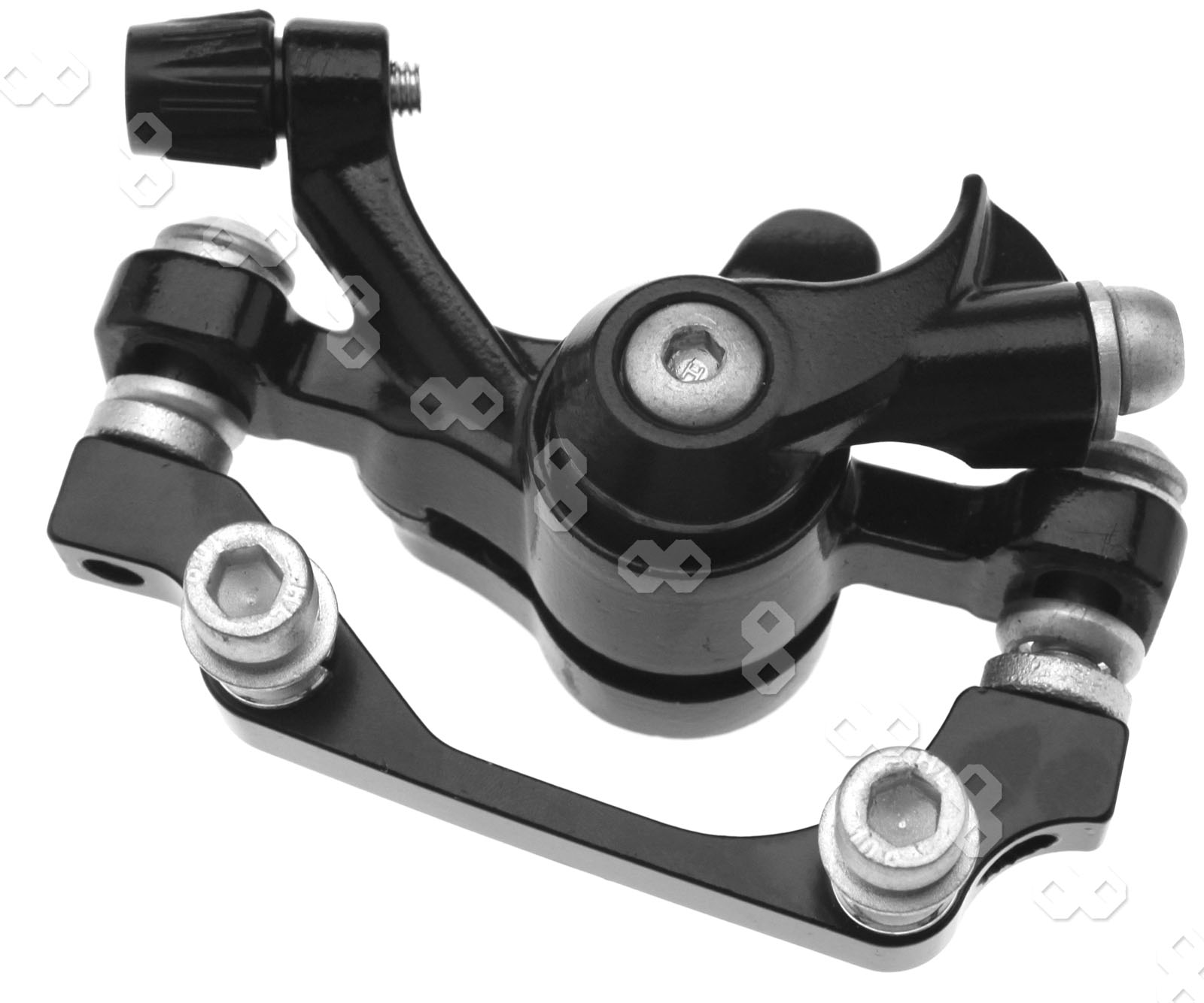 Front Disc Brake Caliper Support Spring Set: Front Rear Bicycle Caliper 160mm MTB Cycling Bicycle Bike