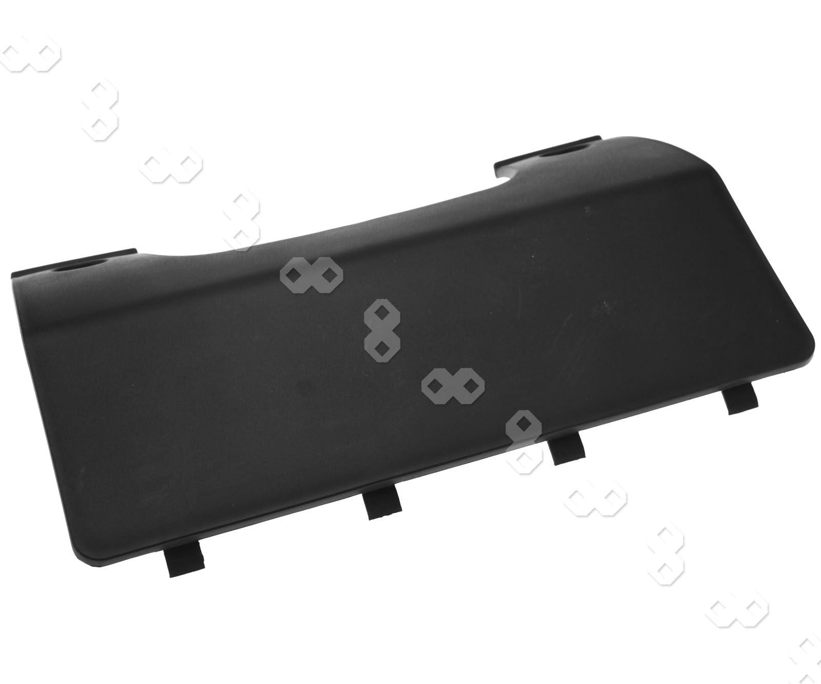 Rear Bumper Towing Eye Cover Cap Trim + Clips For Land