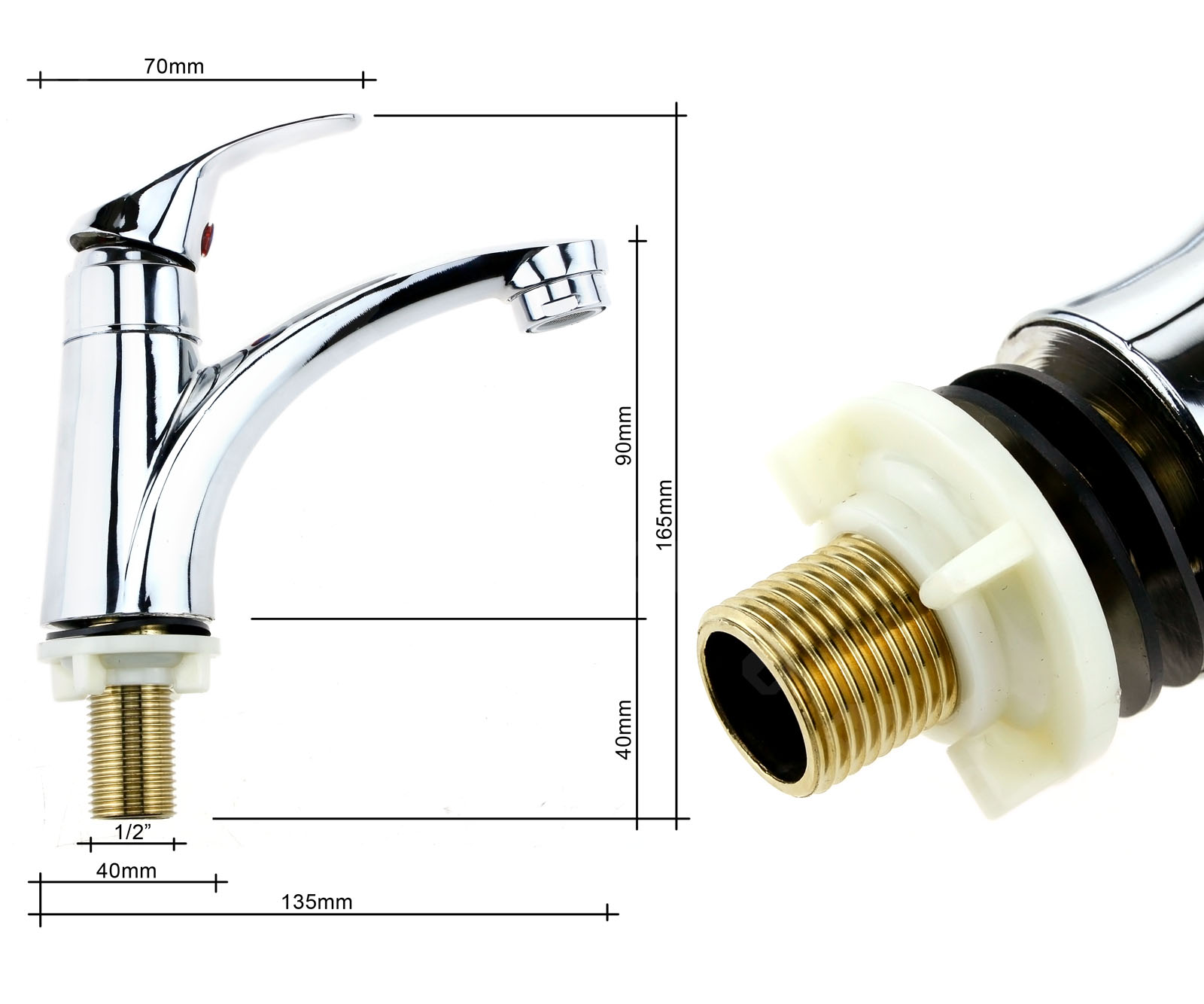 Do Any Of The New Kitchen Faucets Have Water Pressure