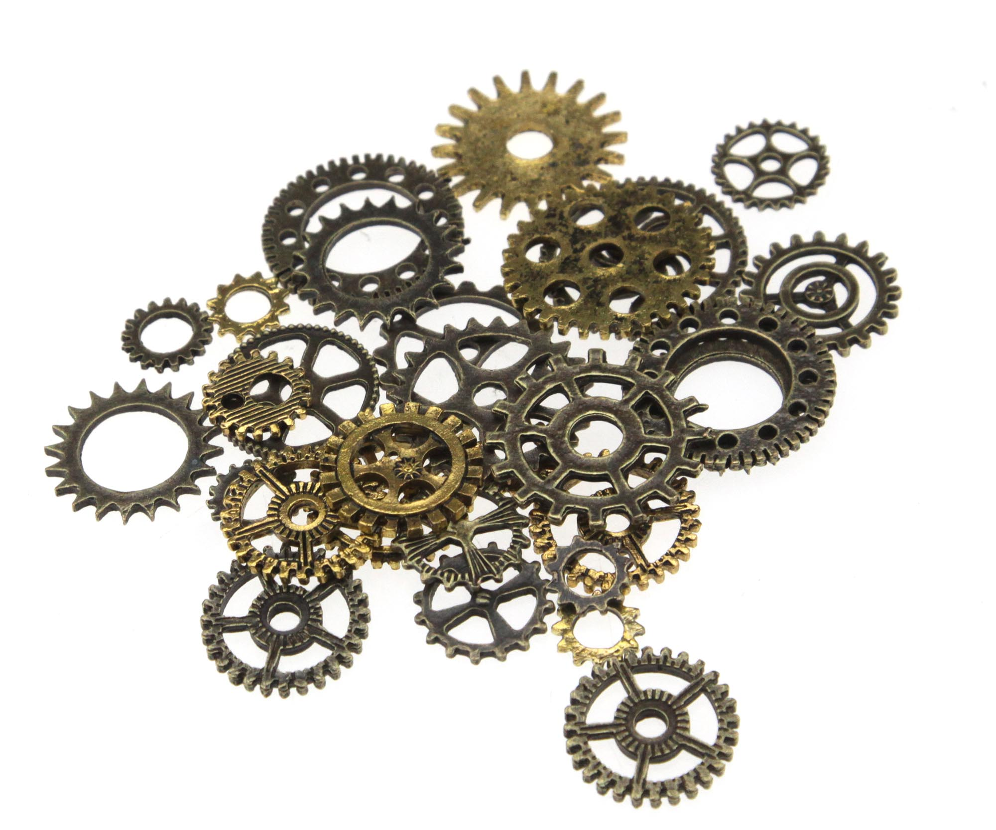100g altered art crafts watch parts steampunk jewellery for Steampunk arts and crafts