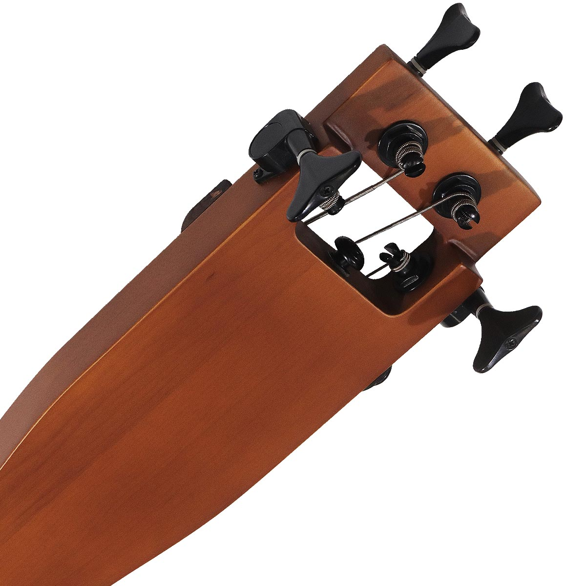 anygig agb full scale length travel bass guitar backpacker portable bag ebay. Black Bedroom Furniture Sets. Home Design Ideas
