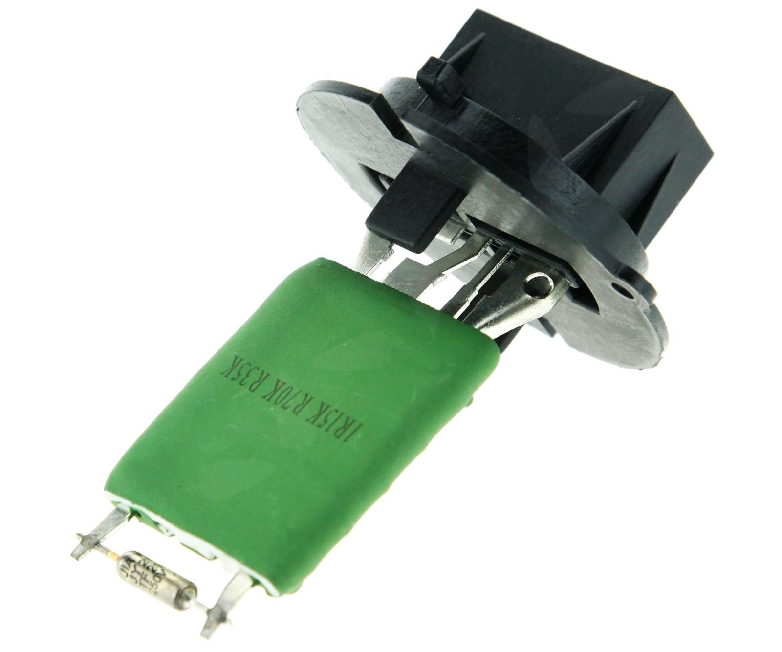 6450jp Car Heater Blower Motor Resistor For Citroen