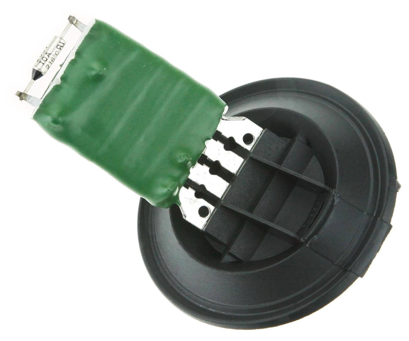 Skoda fabia heater blower resistor