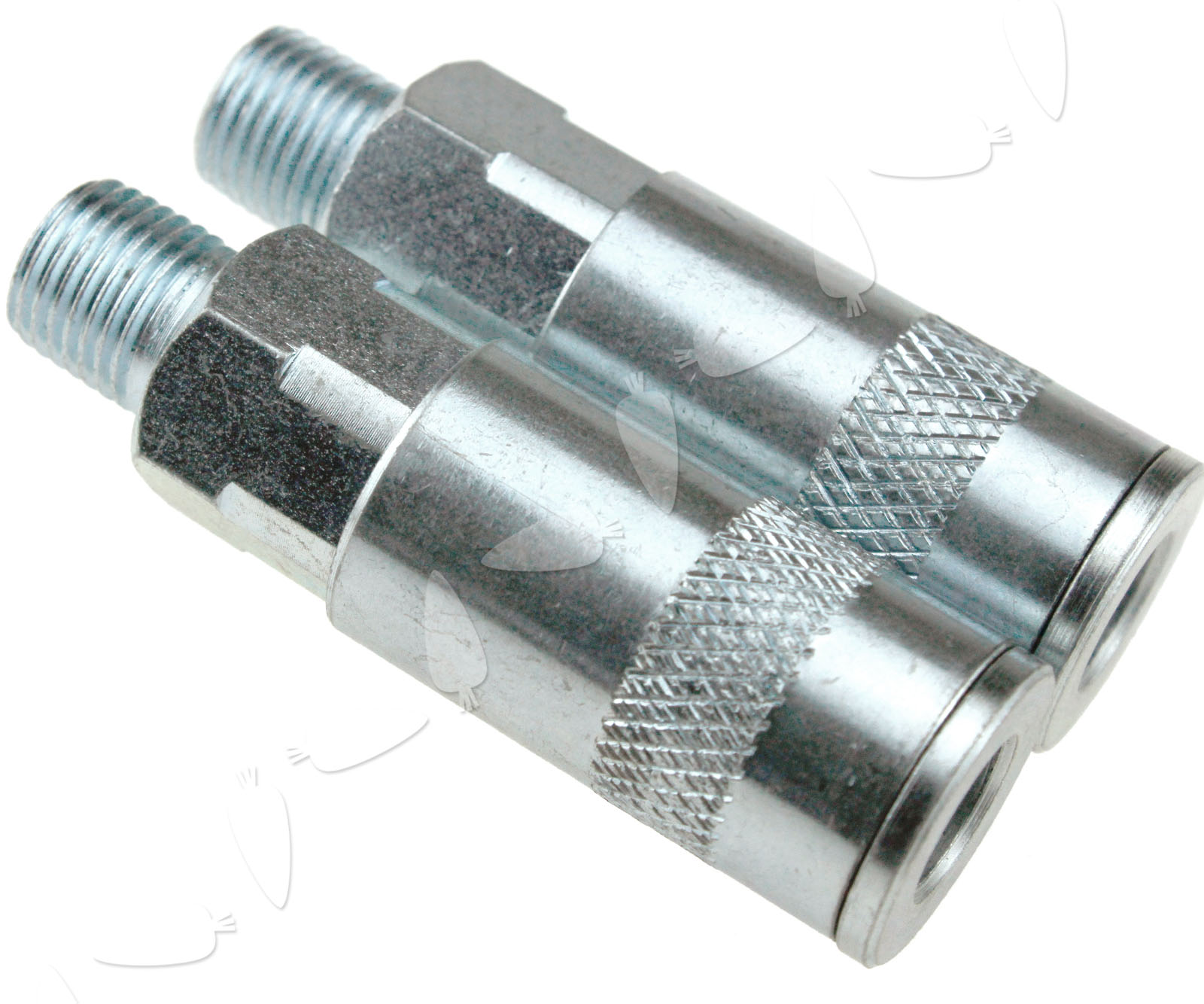Pieces quot bsp air line hose fitting connector quick