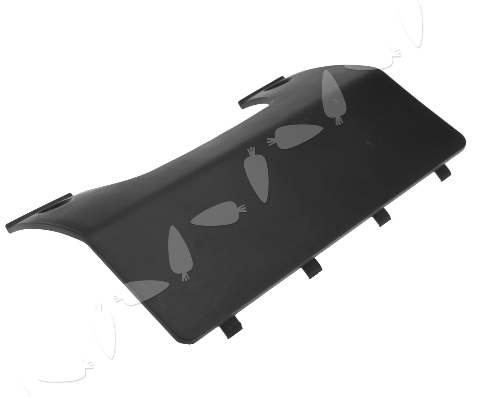 Rear Bumper Towing Eye Cover Cap W/Trim&Clips For Land