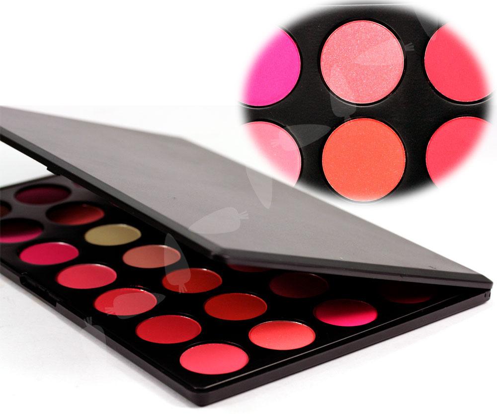 Corrector Makeup Red Eyeshadow Palette