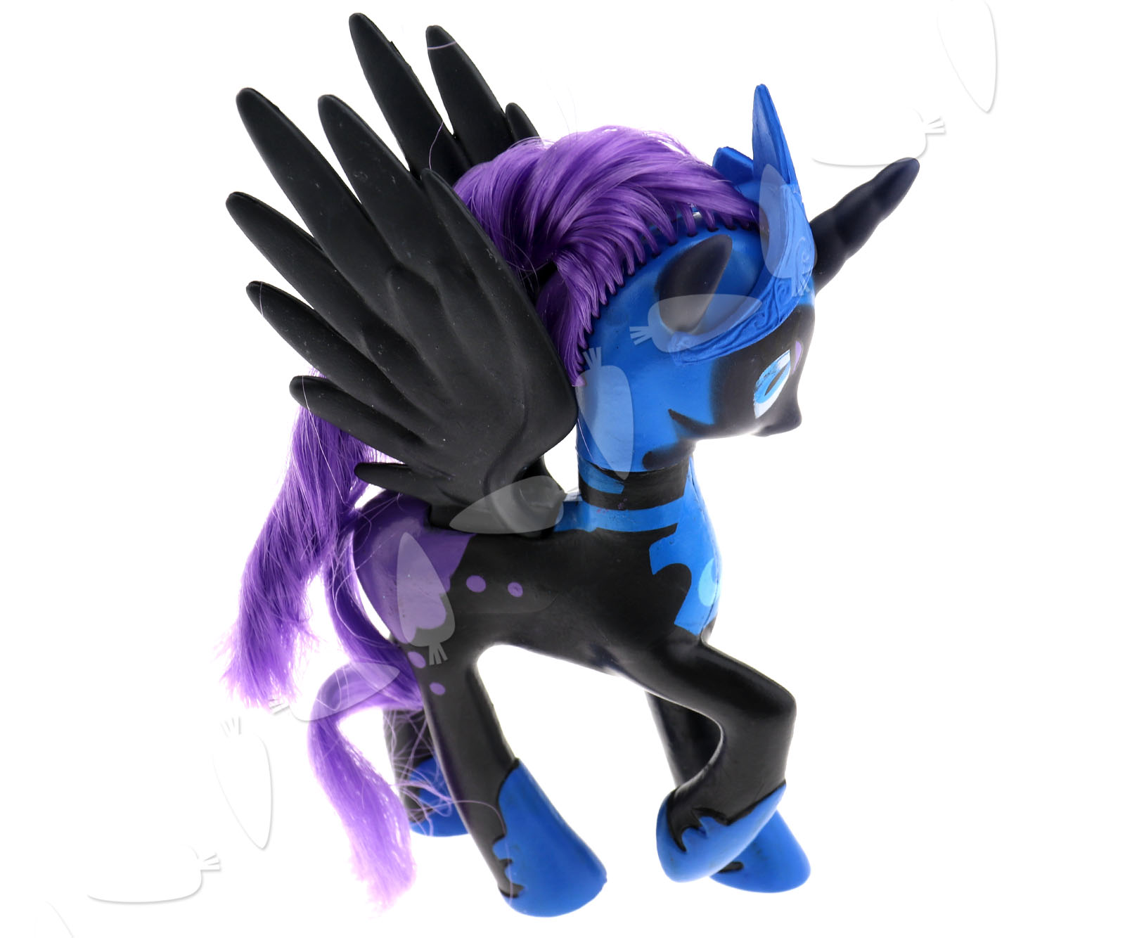 Kid Toy Model Gift For My Little Pony Princess Luna ...