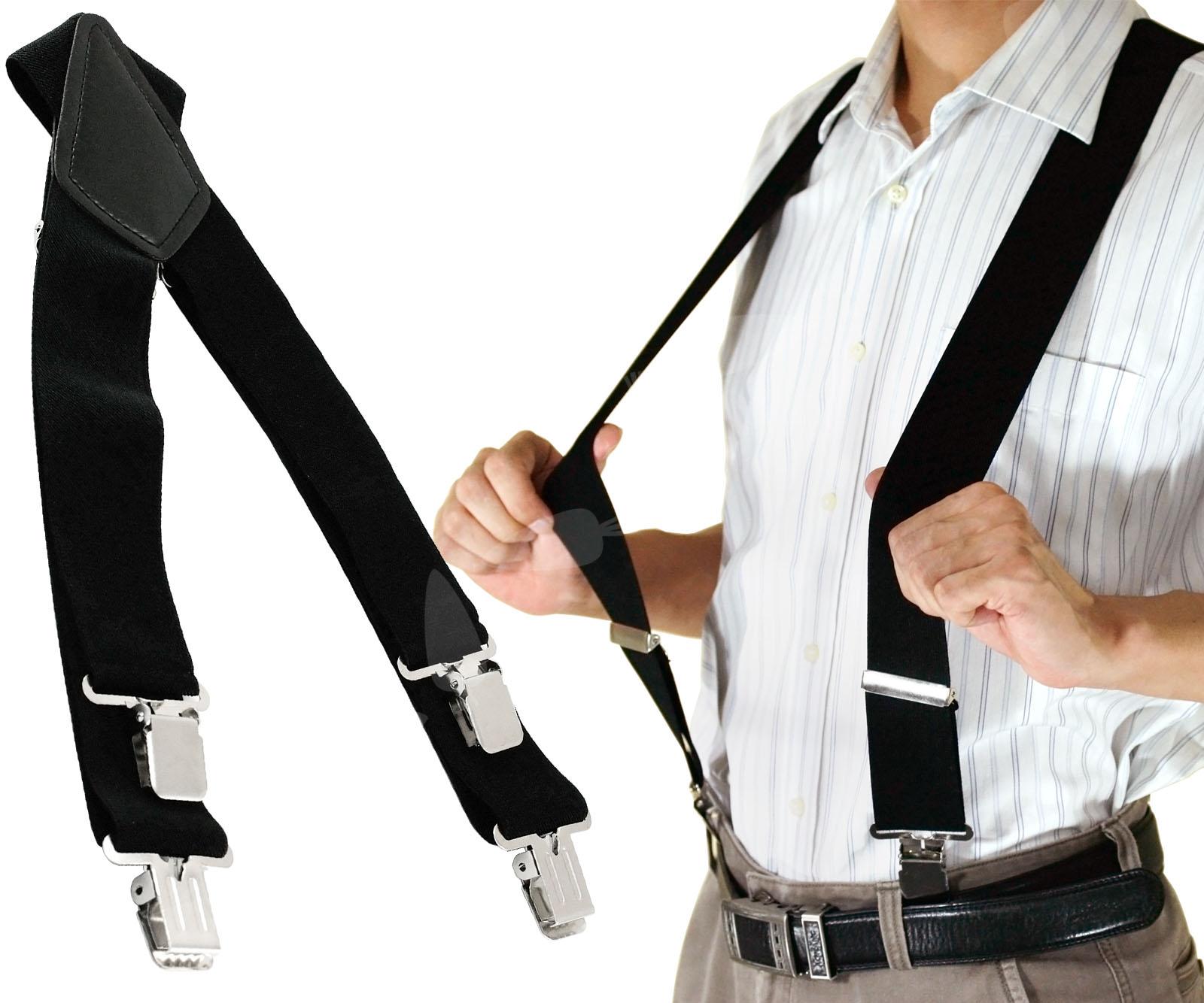 Подтяжки для штанов своими руками