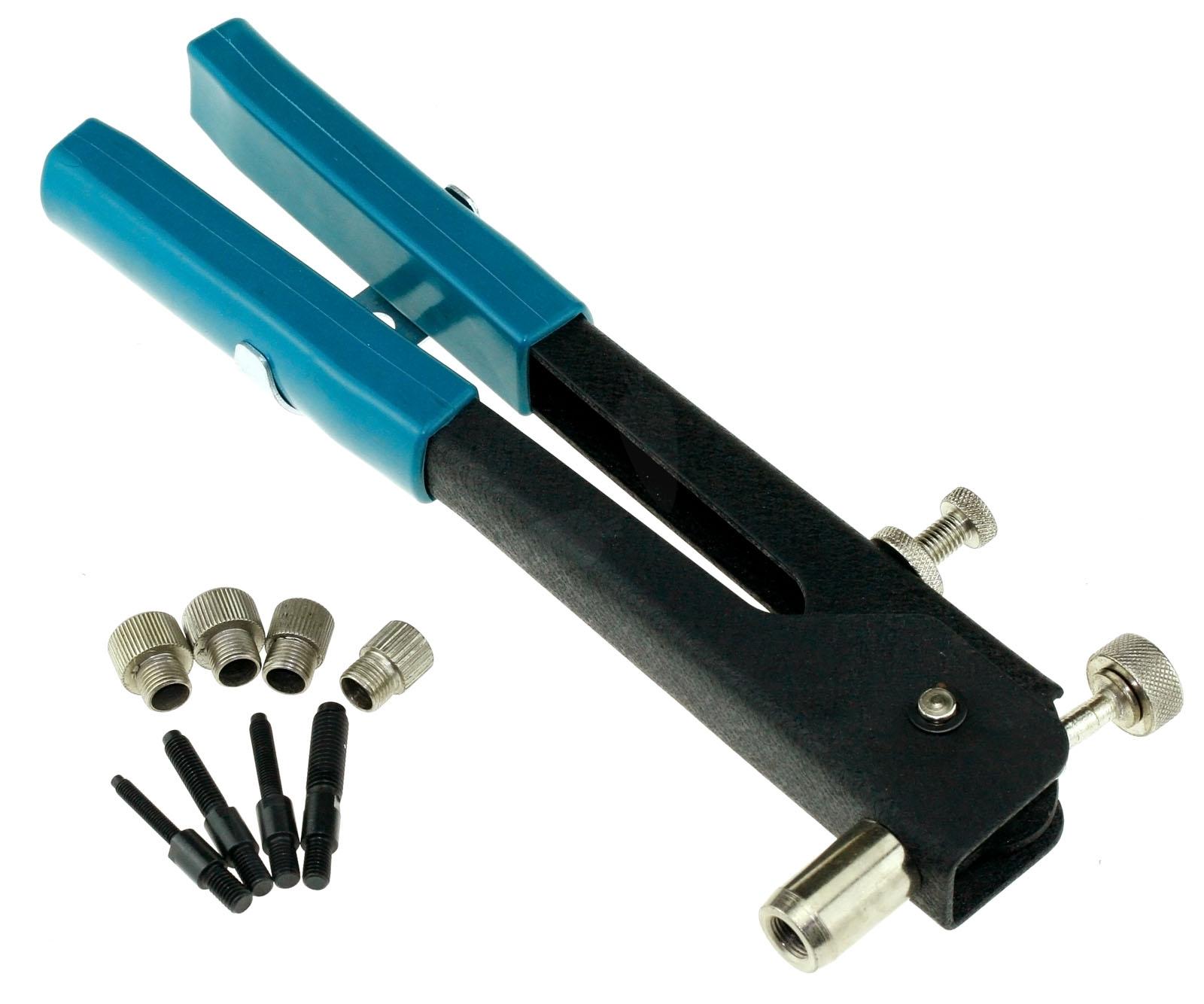 Sheet Metal Rivet Tool : Heavy duty mm threaded rivet nut nutserts rivnut