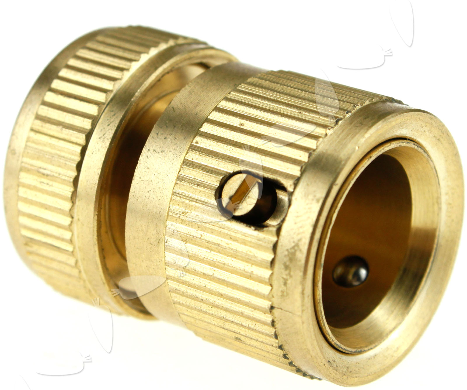New Quick Connect 1 2 Female Hose Connector Garden Outdoor Brass Ebay
