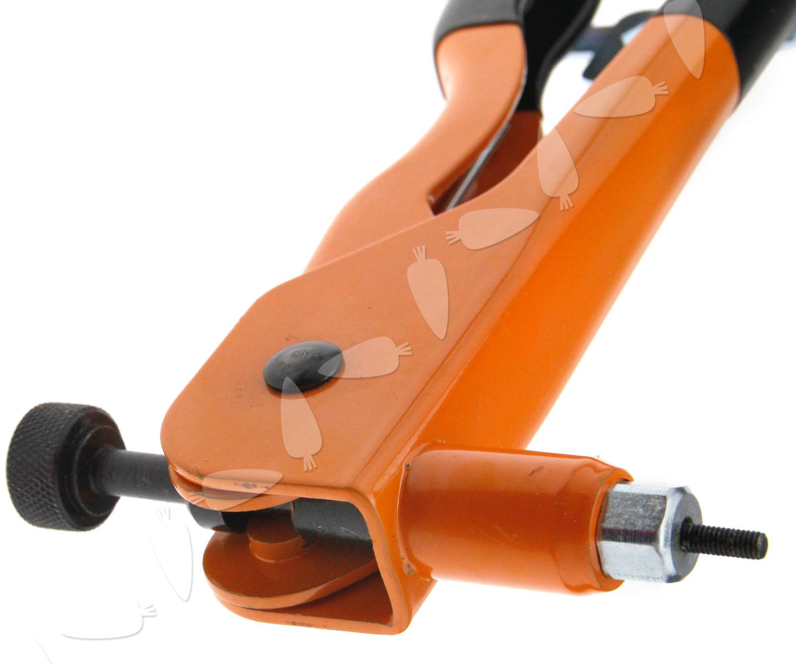 Steel Rivet Tool : New nutsert threaded rivet nut rivnut setting tool riveter