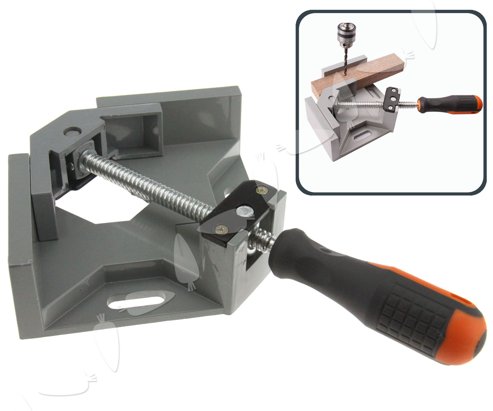 ° corner clamp right angle woodworking vice wood