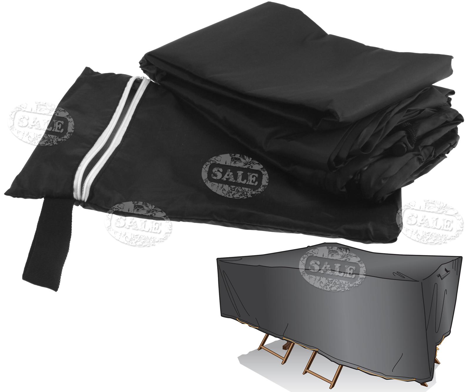 Pvc Outdoor Garden Furniture Cover Rain Protection 155 X