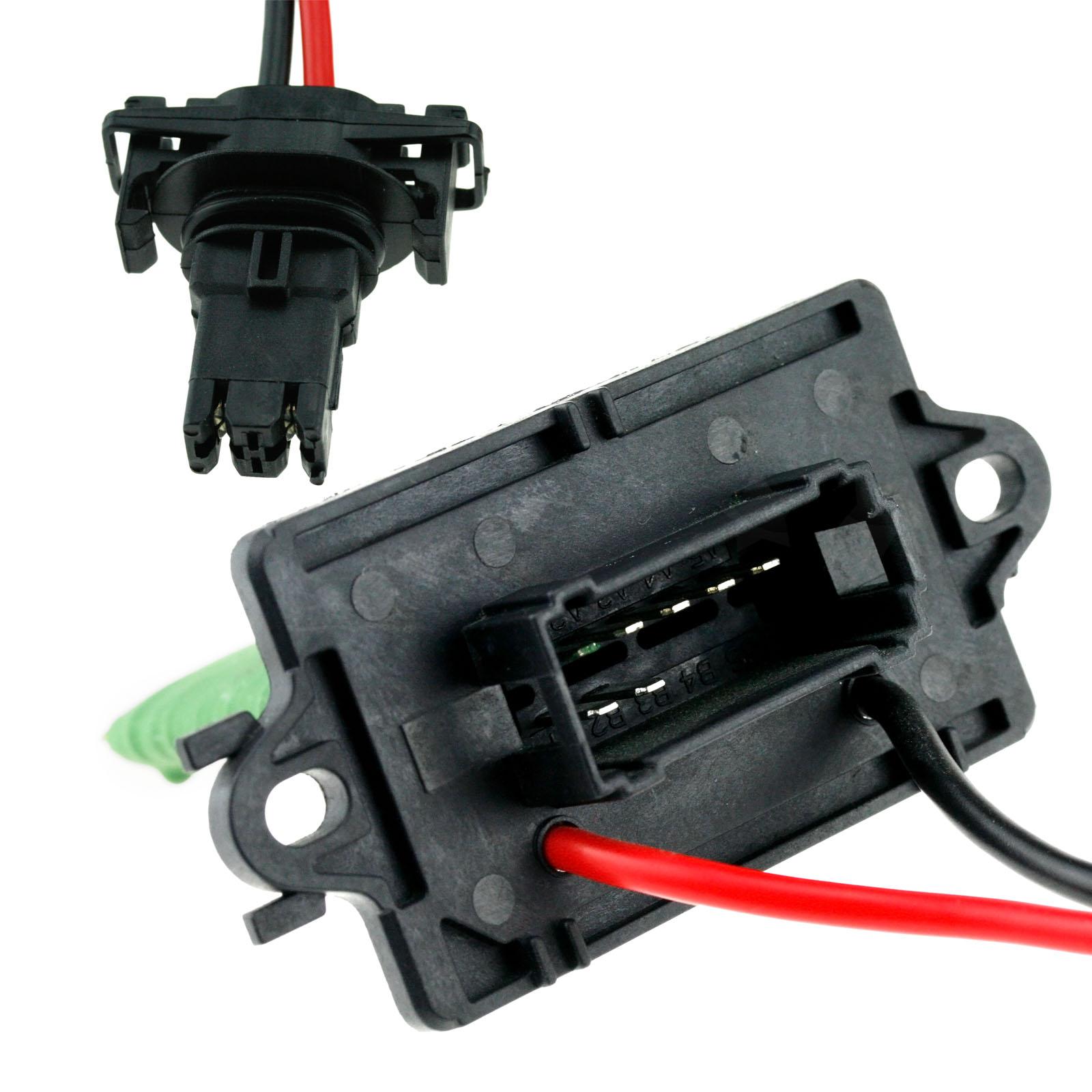 Car Ac Blower Motor Relay Symptoms