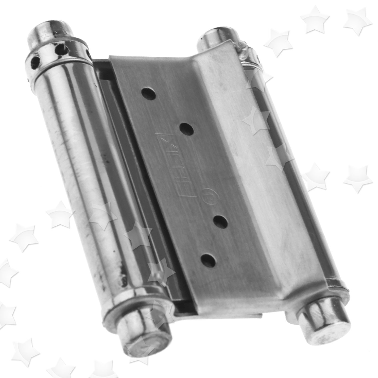 Saloon Door Hinges : Stainless steel cafe saloon door swing self closing double
