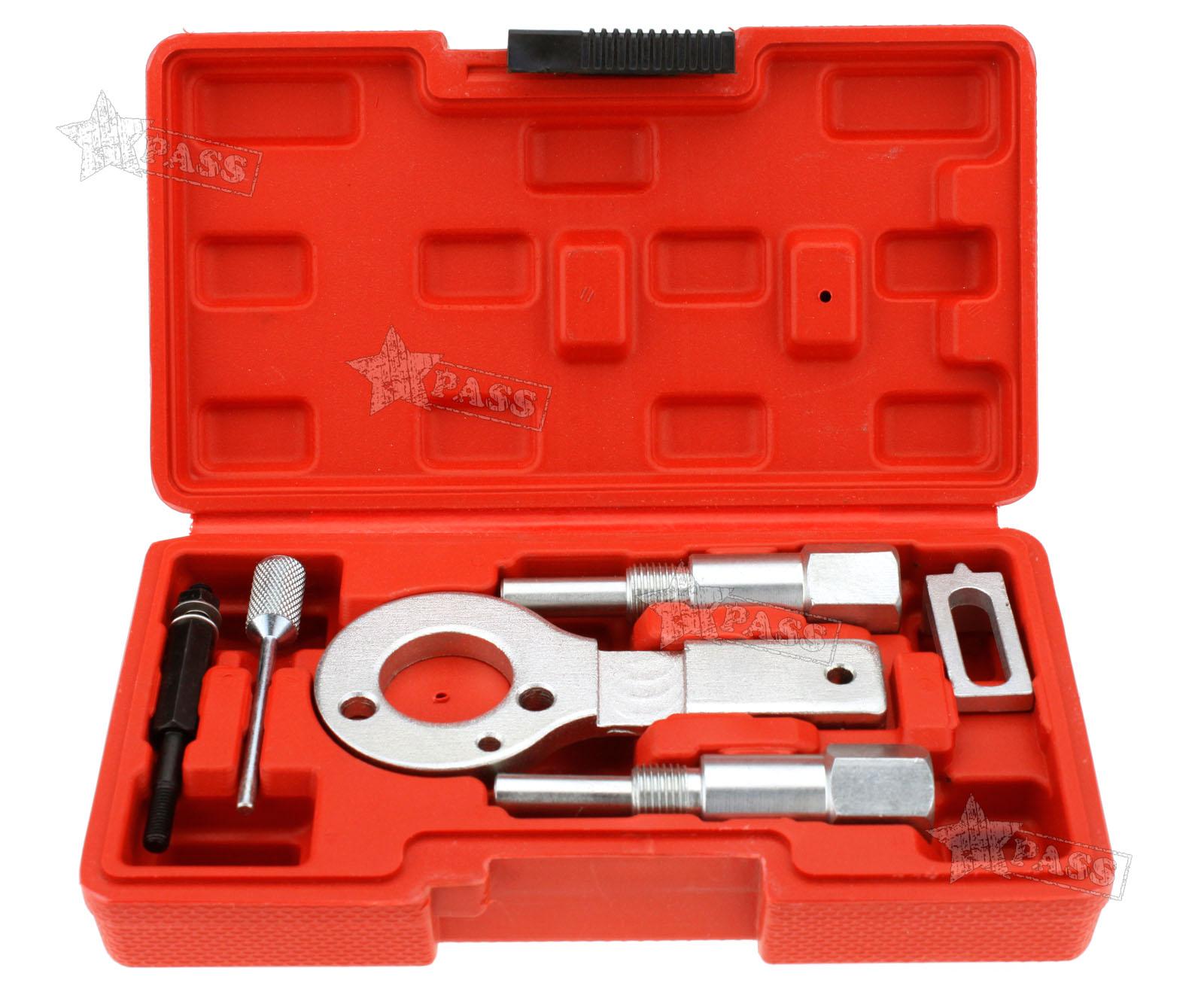 6 Pcs Diesel Timing Belt Locking Tool Set For GM/Opel