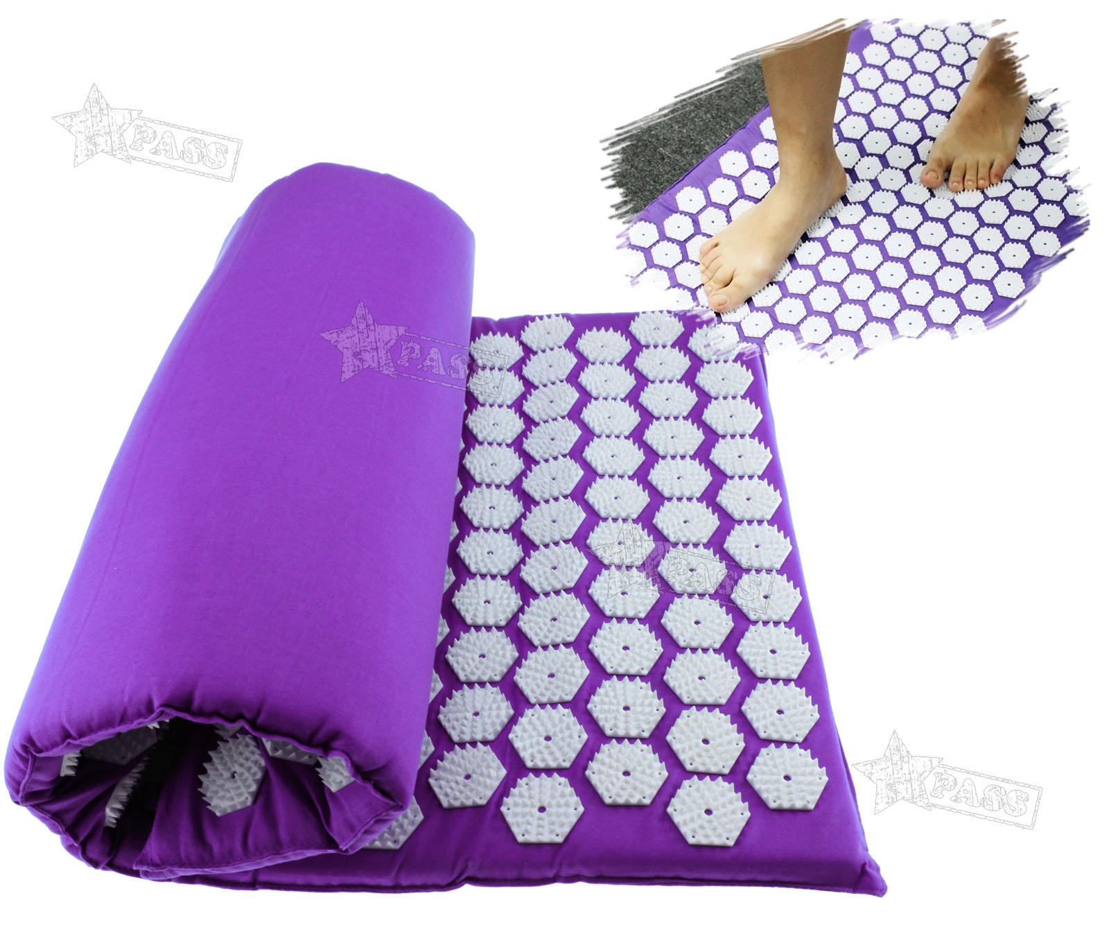 Energy Regain 75x42x2cm Nail Massage Shakti Yoga