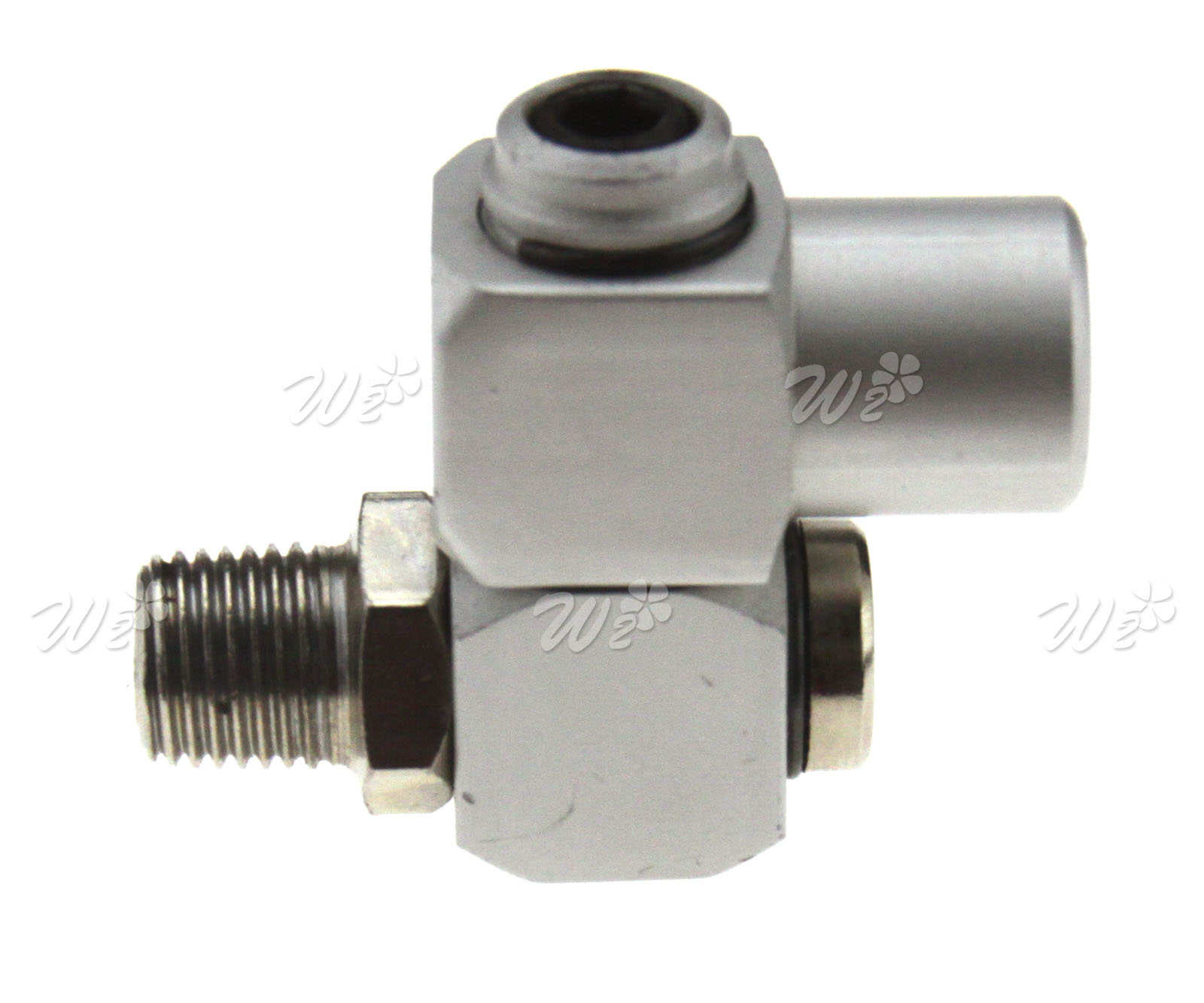 Air hose swivel degree fitting connector quot bsp tool