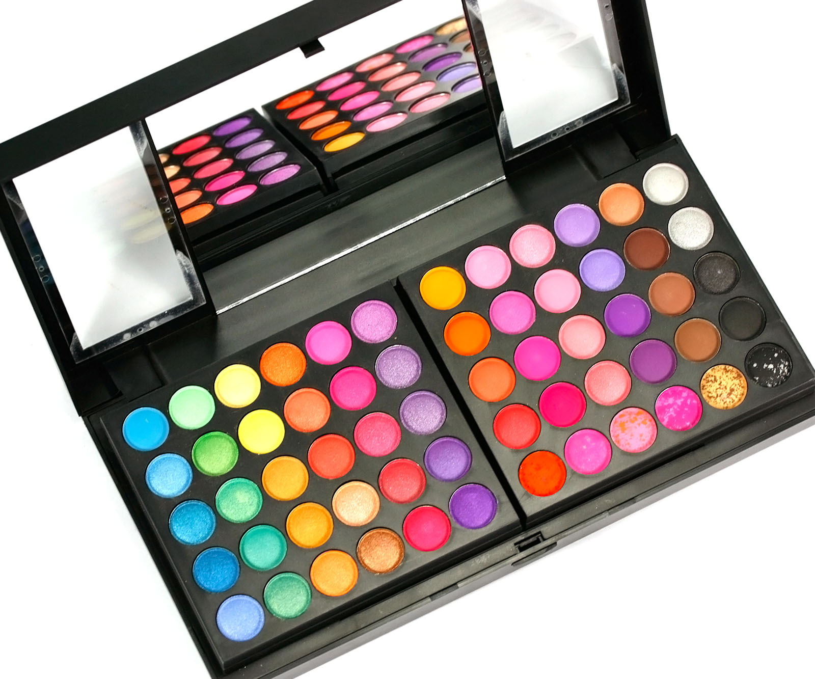 NEW 180 Color Beauty Cosmetic Party Makeup Eyeshadow Palette Kit | EBay