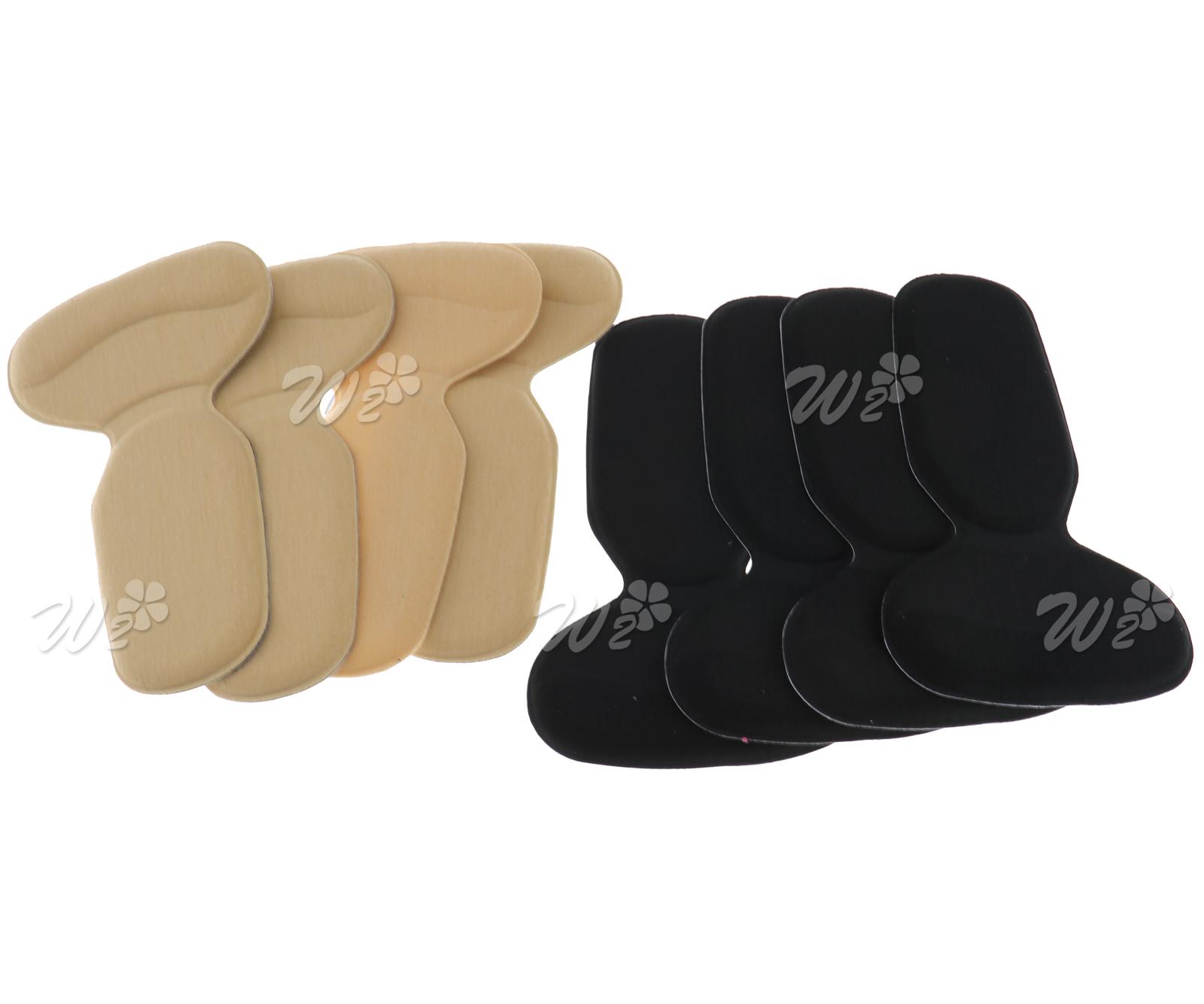 2 pair high heel shoe cushion insole inserts pads heel