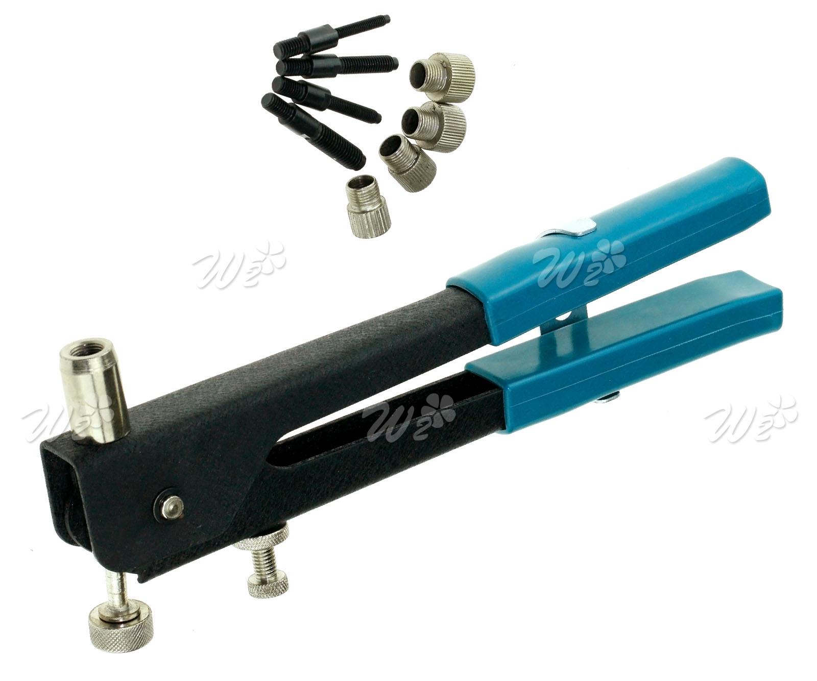Sheet Metal Rivet Tool : New mm threaded rivet nut nutserts rivnut insert