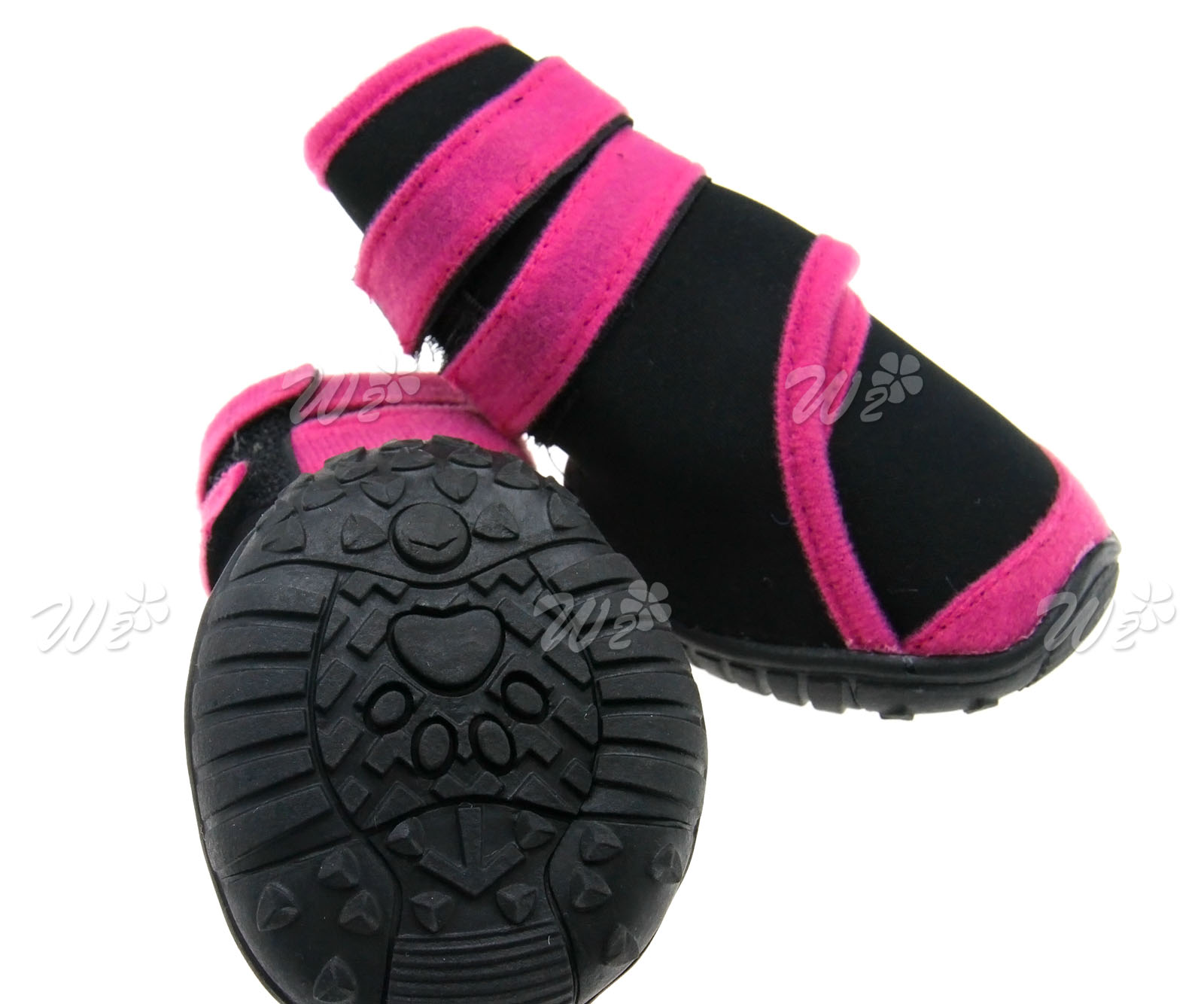 anti slip pet waterproof shoes protective boots