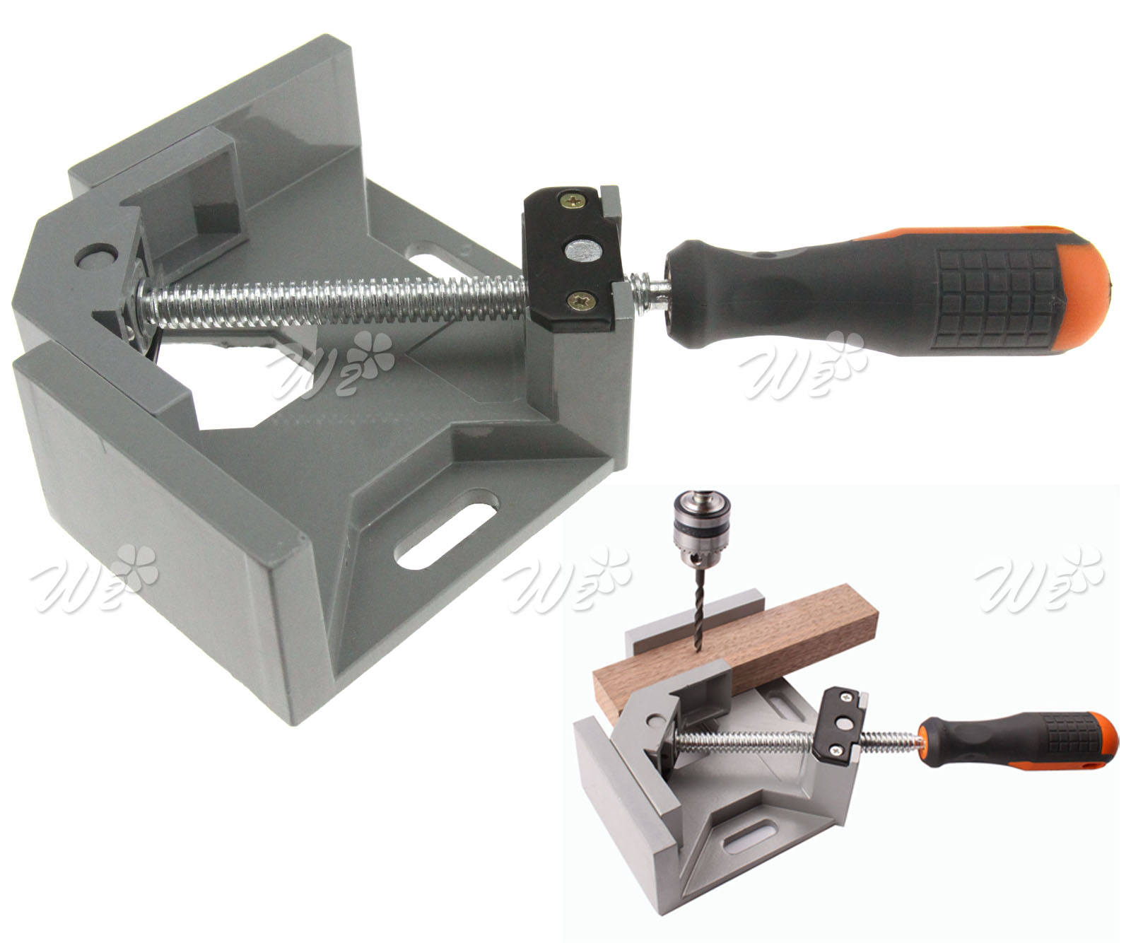 Corner clamp ° right angle woodworking vice wood
