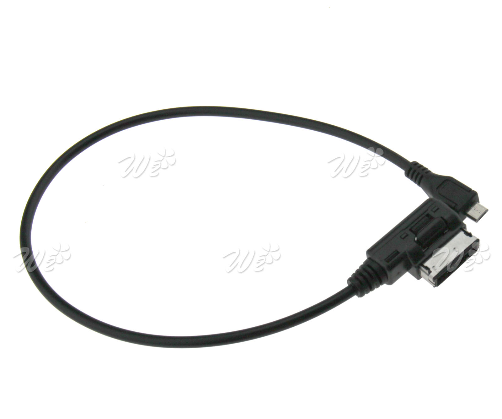 micro usb to audi interface ami mmi adapter cable for audi. Black Bedroom Furniture Sets. Home Design Ideas