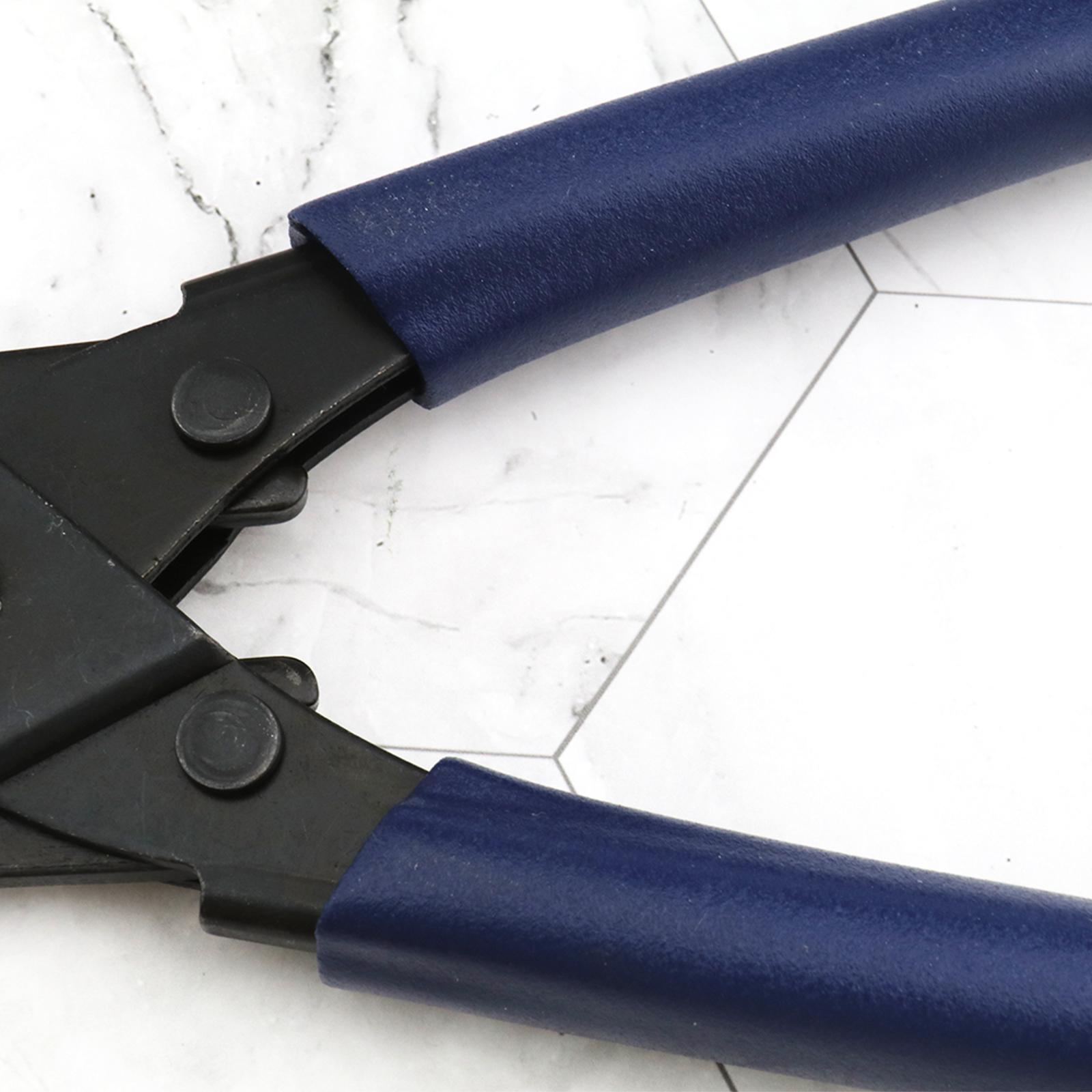 Sa Style Crimp Tool Wiring Harness Crimper Open Barrel For Molex 22 10awg Plier