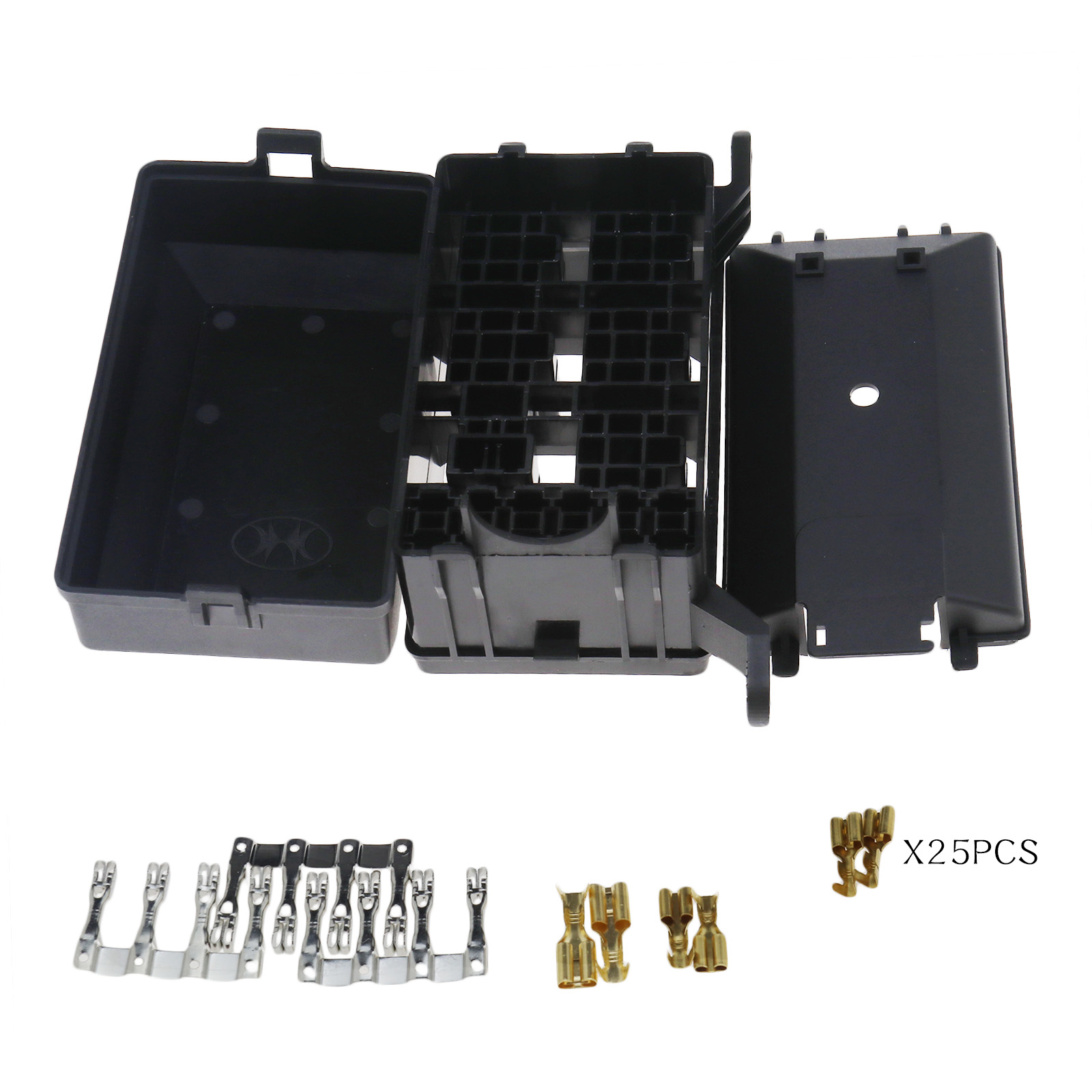 Off Road Fuse Box Trusted Wiring Diagrams Universal Relay Sa Car Nacelle Insurance Holder 6 5 Light