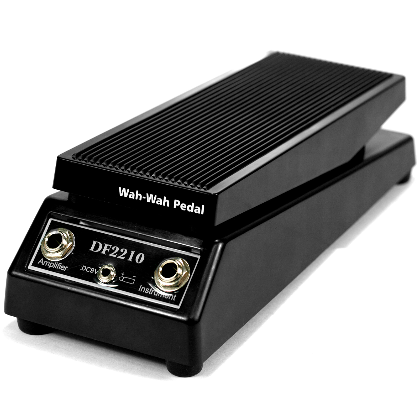musical electric guitar fx tones effect wah wah effects pedal 9v 6f22 battery ebay. Black Bedroom Furniture Sets. Home Design Ideas
