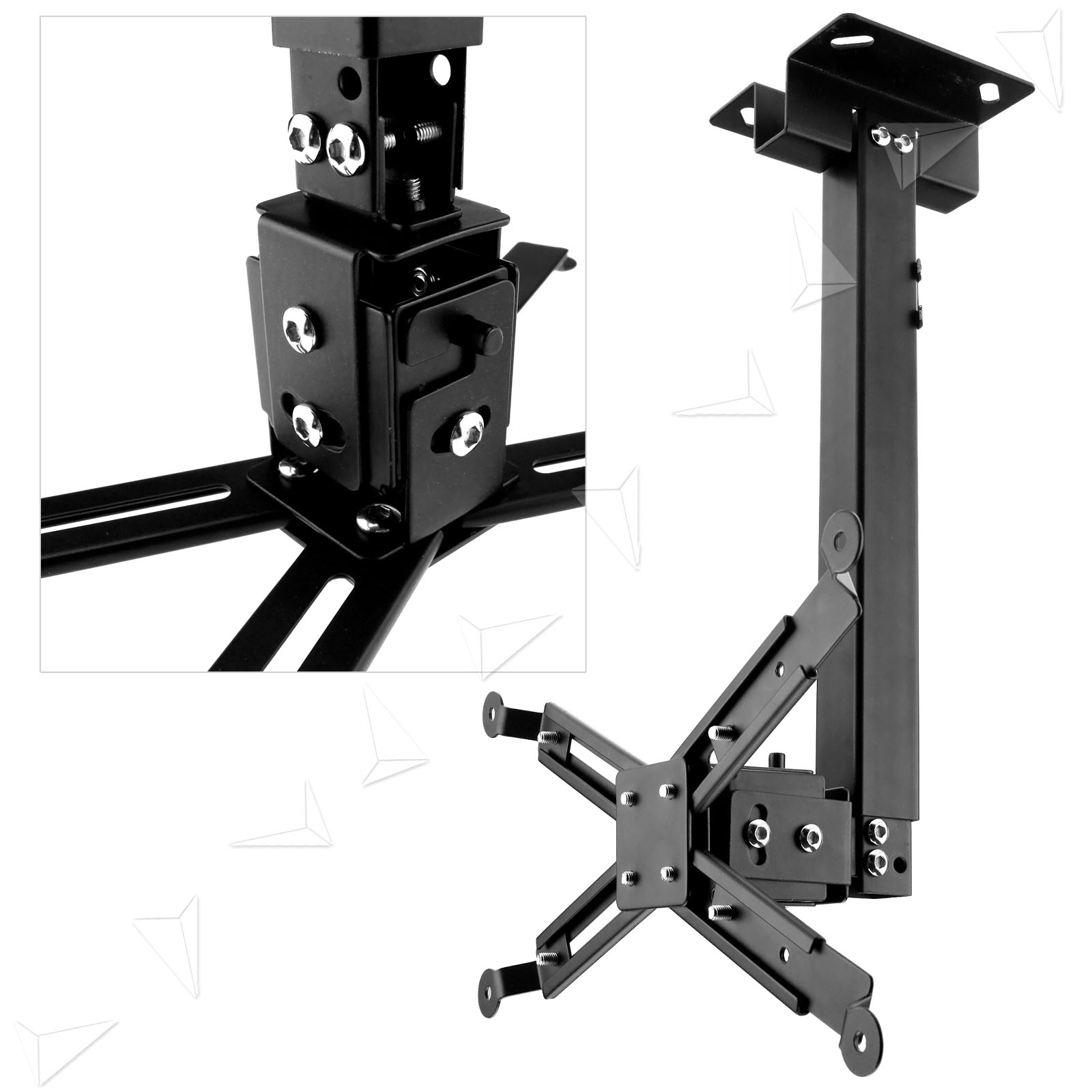 Universal 360 176 Projector Ceiling Wall Mounts Extendable