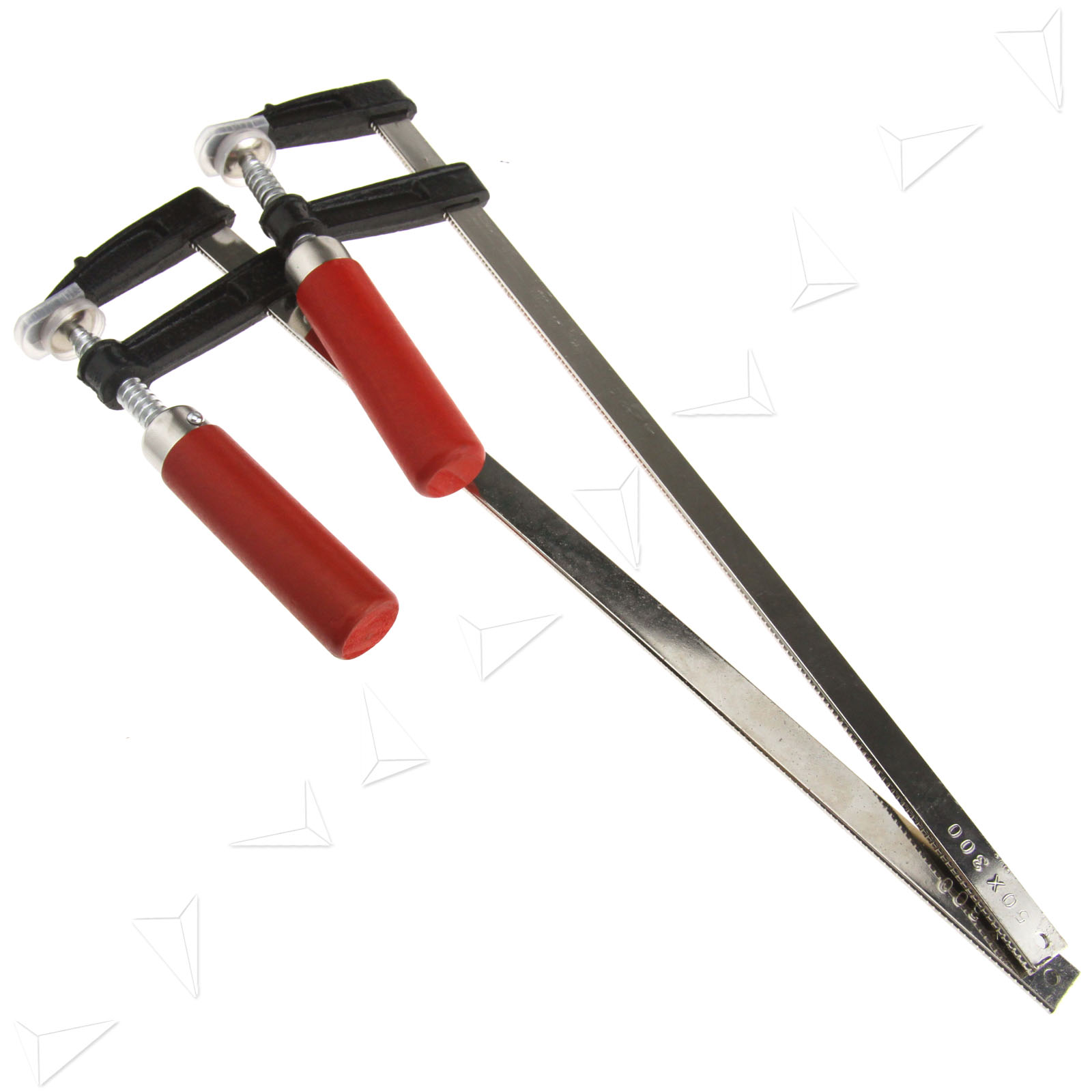 F bar clamps quick slide wood clamp mm