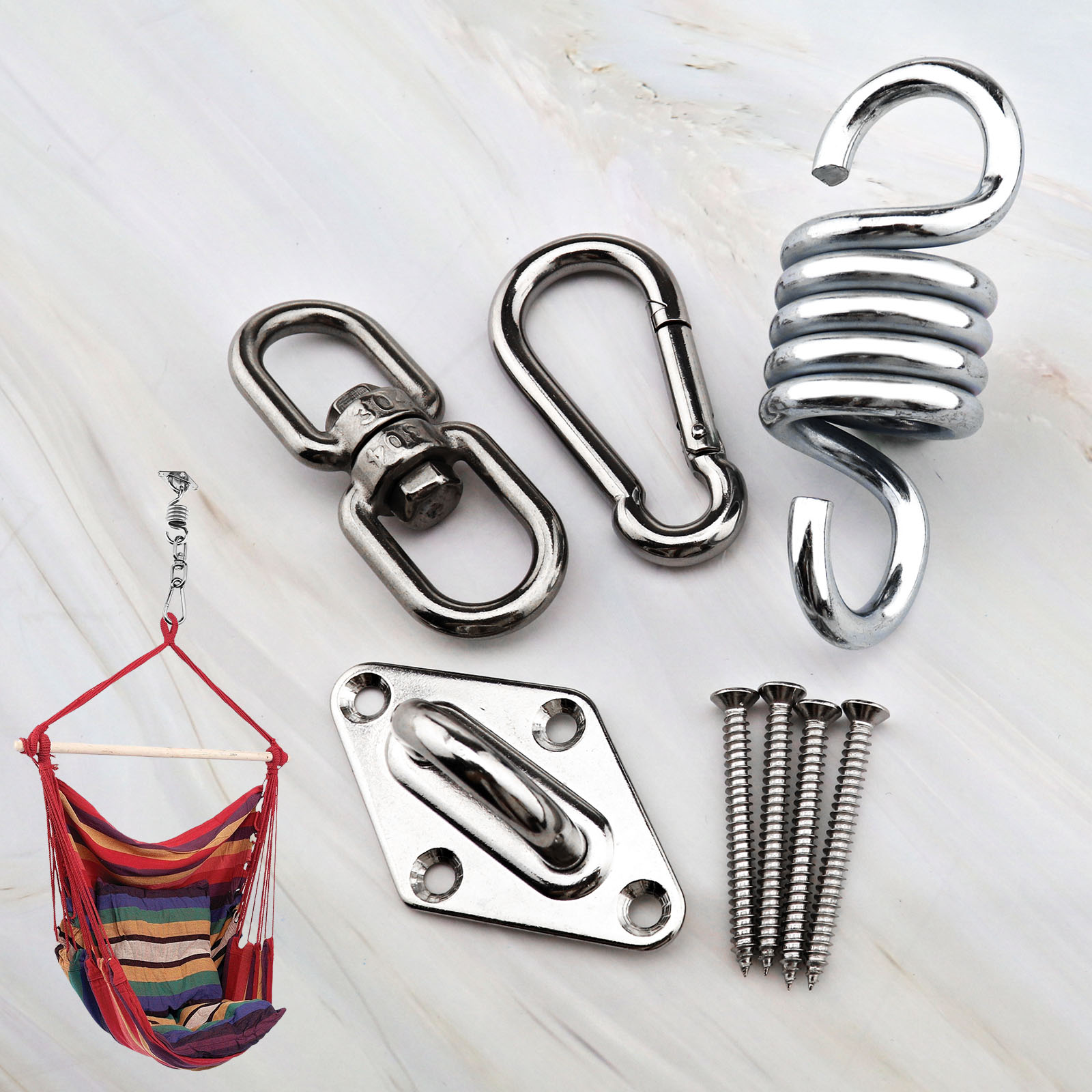 Fixing Accessories For Hammock Chairs Porch Swing Swinging Chair