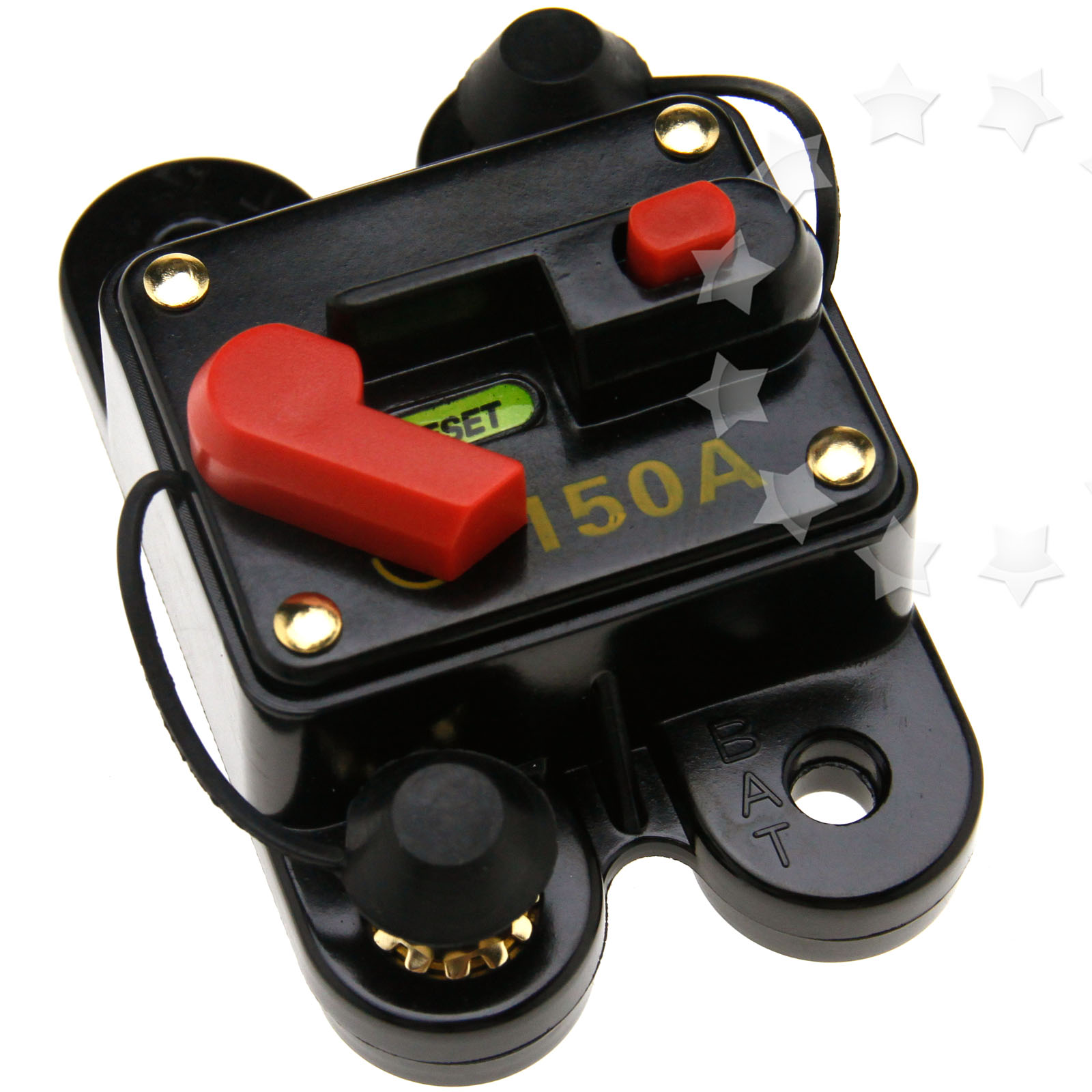 System S Kfz Auto Adapterkabel Media In Ami Mdi Zu: 12/24V Automat 150A Automatik Schalter Auto KFZ LKW Boot