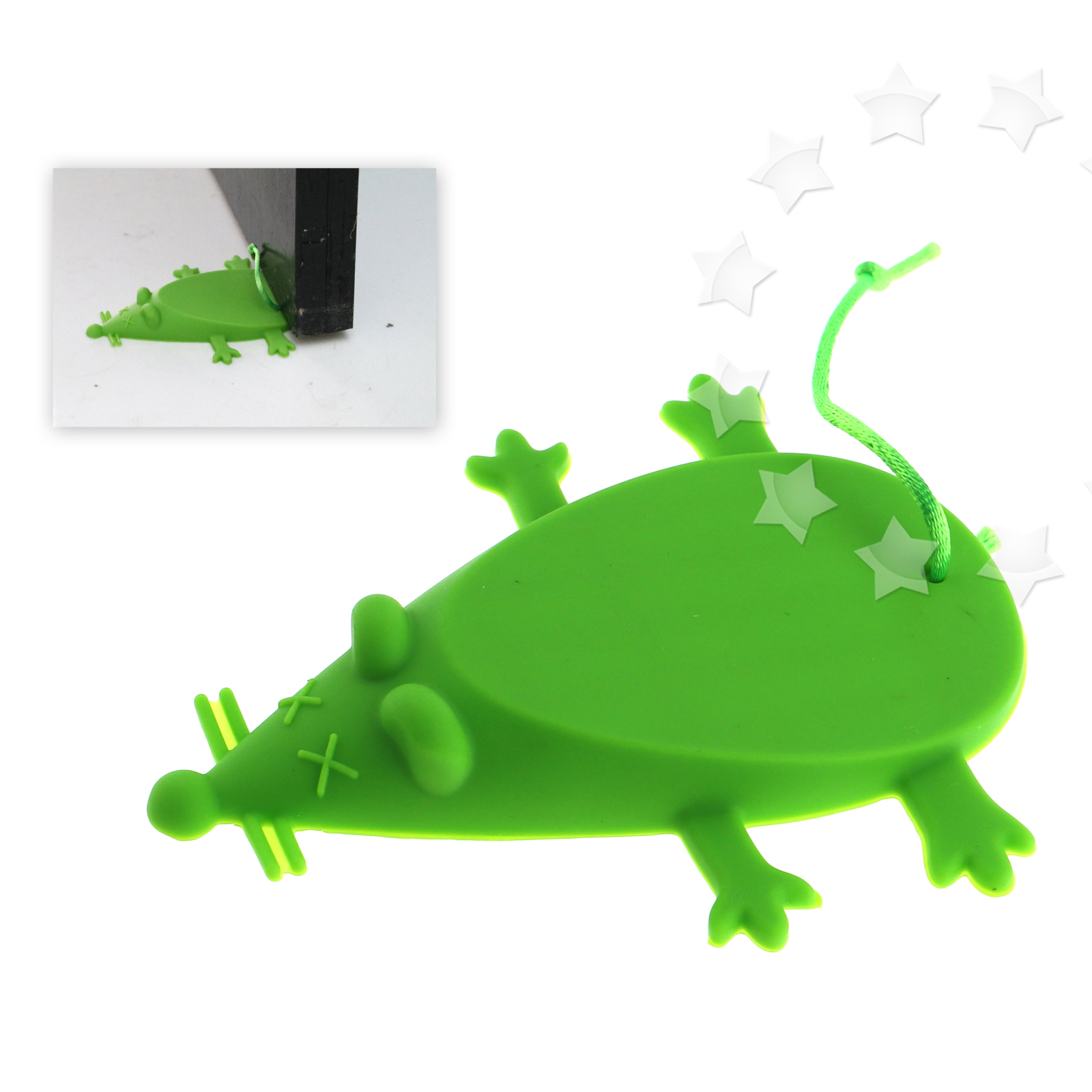 Silicone-Rubber-Lovely-Mouse-Door-Stop-Stoppers-Wedge-Jam-Against-Closing-Home