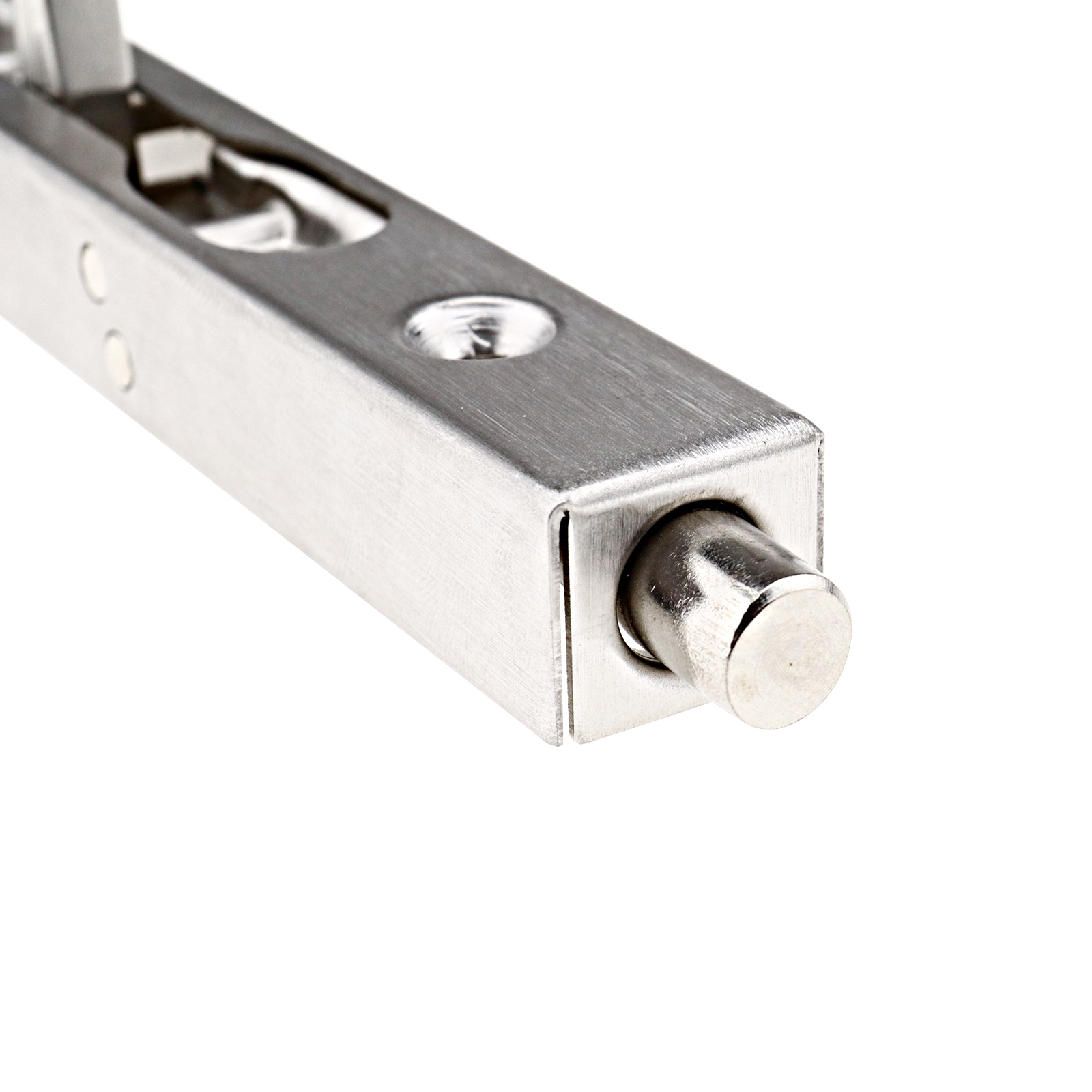 6 Stainless Steel Security Door Guard Lever Action Flush