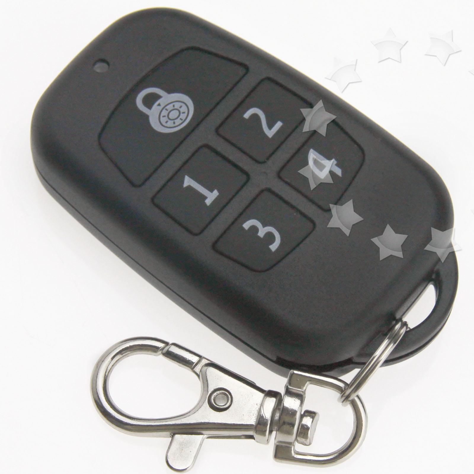 5 Button Multi Frequency Garage Door Remote Control Duplicator