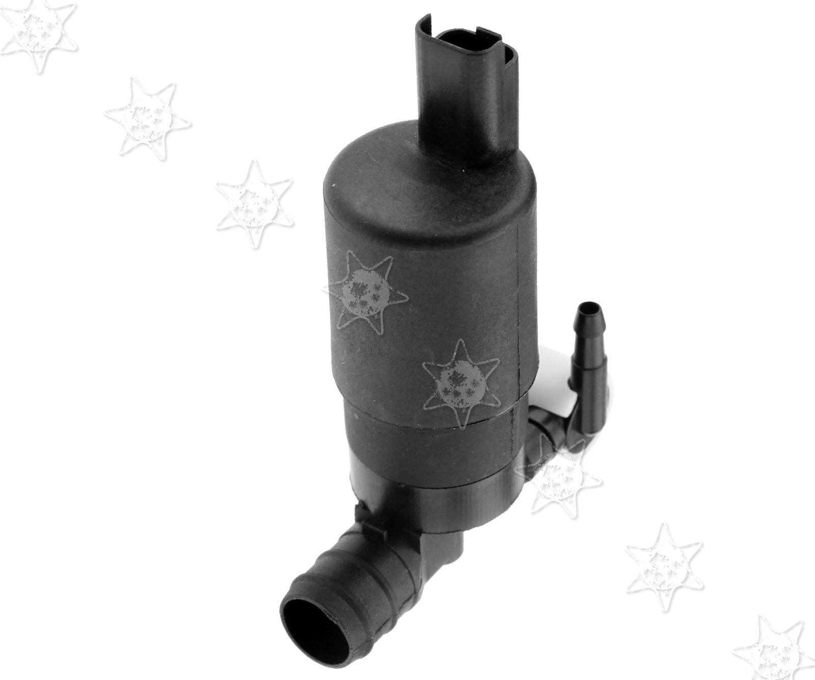Scheibenwaschpumpe Waschwasserpumpe Wischwasser Pumpe f/ür PEUGEOT 307 CC