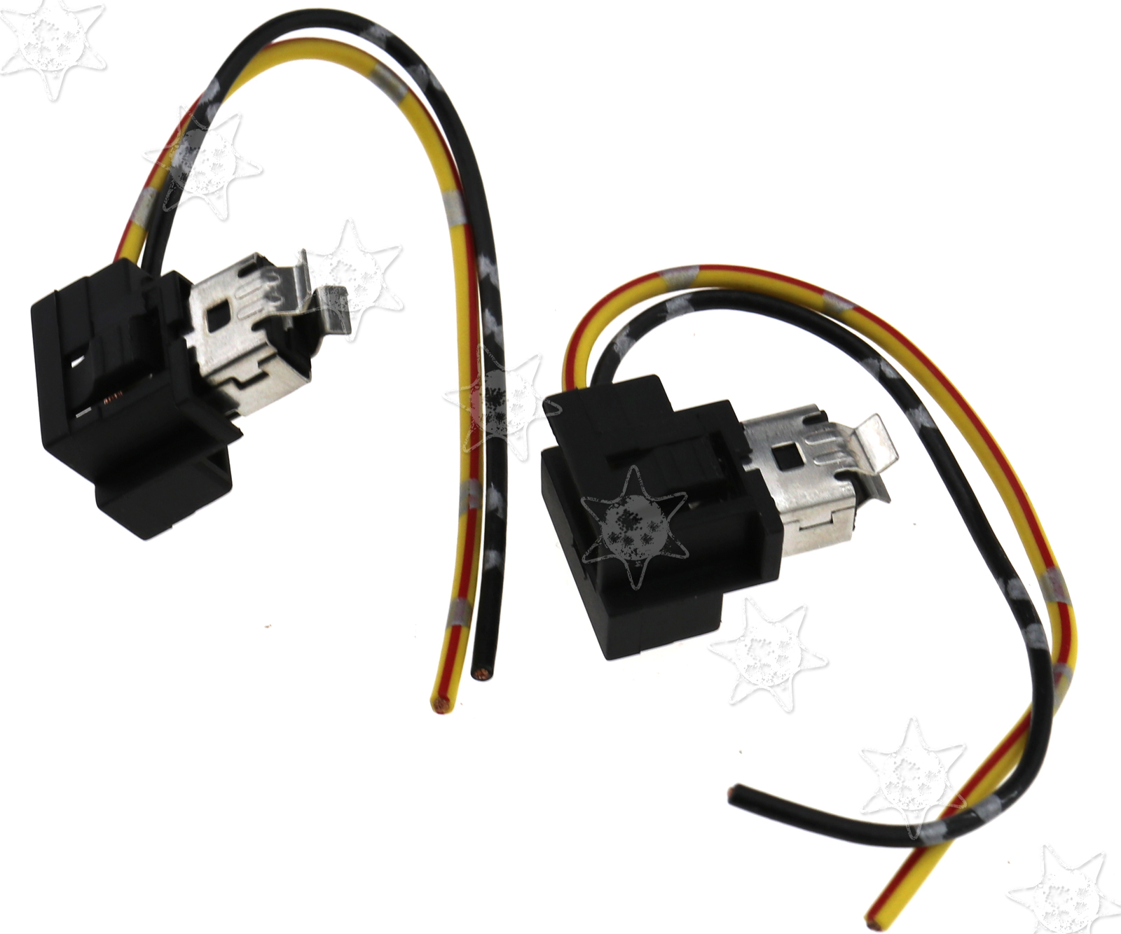 Stupendous 12V H1 Head Fog Lamp Light Bulb Socket Holder Wiring Connector Plug Wiring 101 Taclepimsautoservicenl
