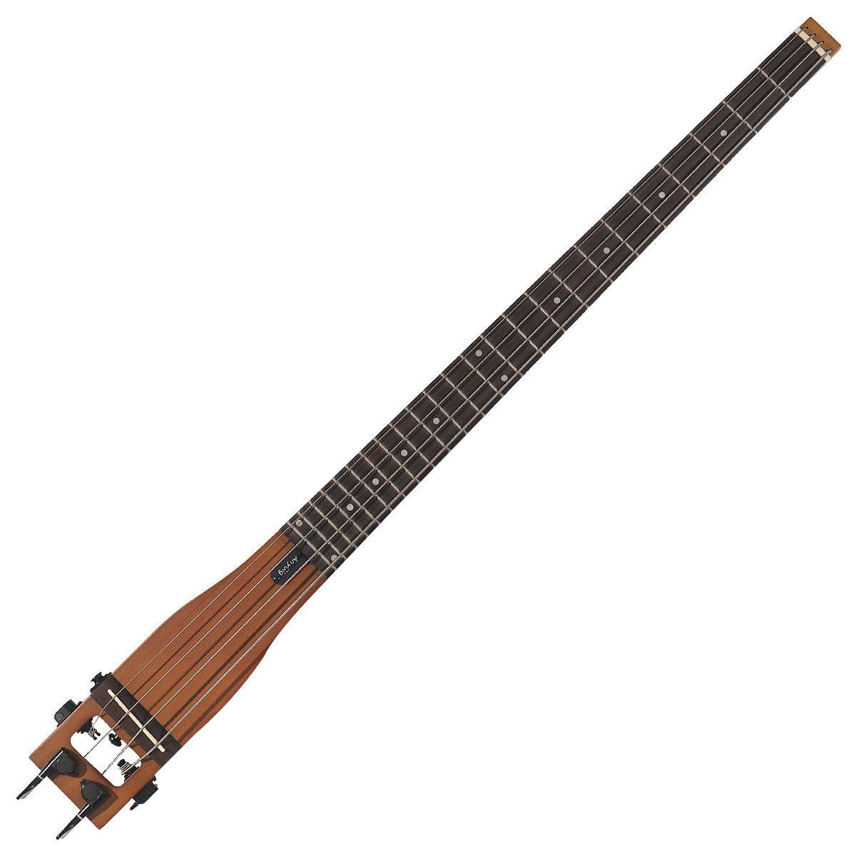 anygig agb 34 39 39 full scale length left hand 4 strings small bass guitar brown for sale online ebay. Black Bedroom Furniture Sets. Home Design Ideas
